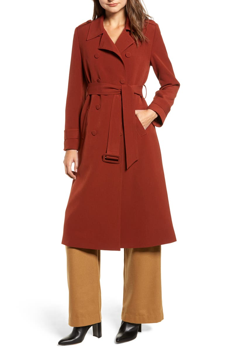 Chriselle Lim Chloe Trench Coat
