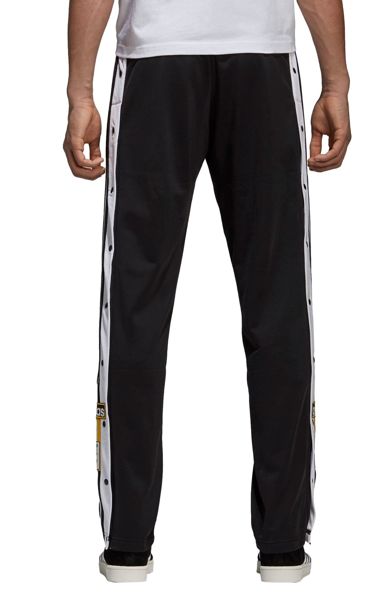 ADIDAS ORIGINALS,                             Adibreak Track Pants,                             Alternate thumbnail 2, color,                             001