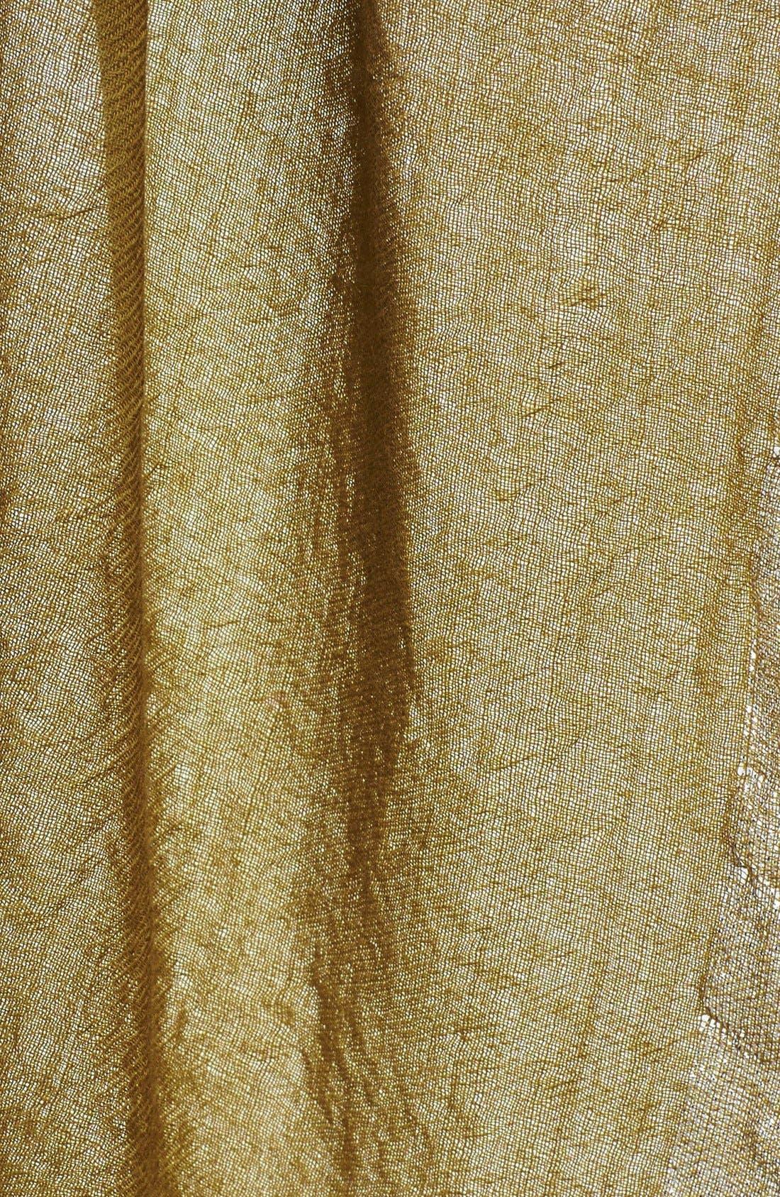 Metallic Wool Wrap,                             Alternate thumbnail 14, color,