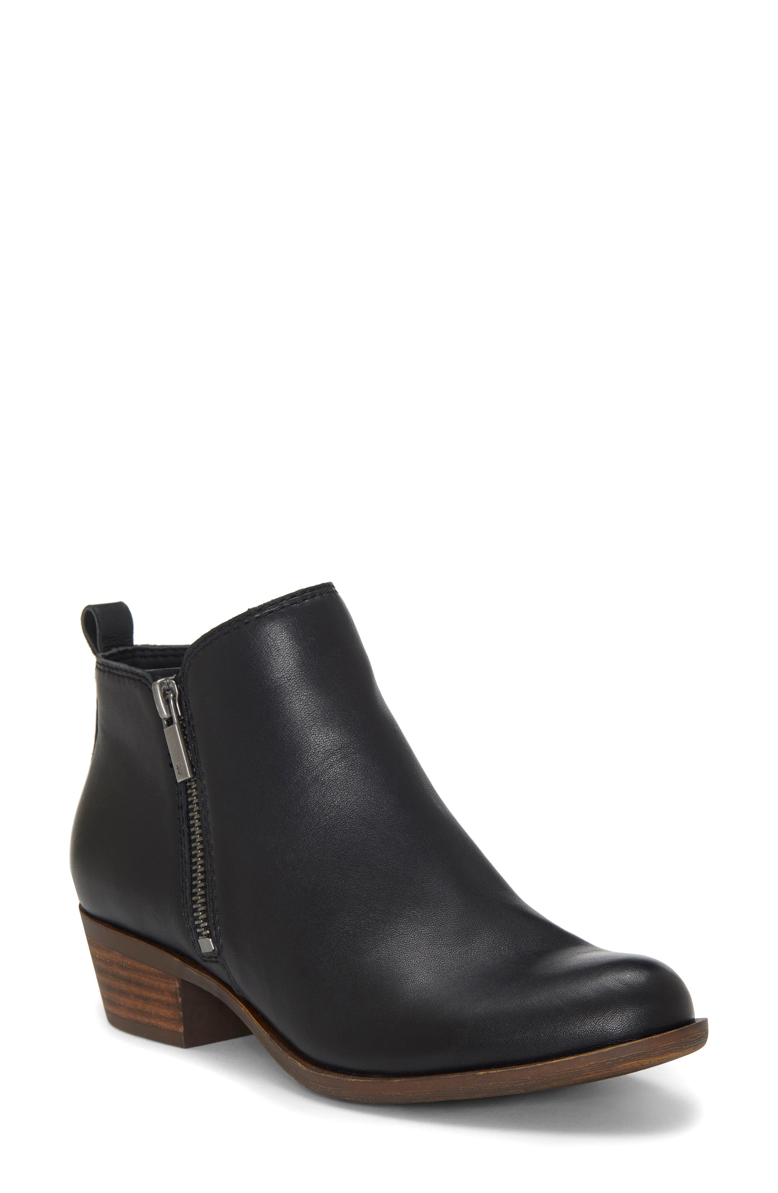 Lucky Brand Basel Bootie- Black