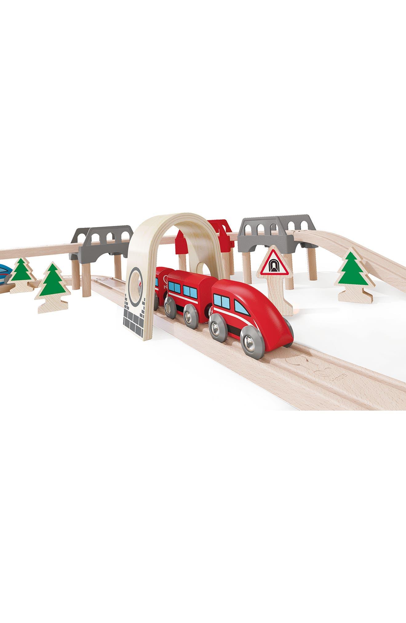 High & Low Railway Set,                             Alternate thumbnail 3, color,                             250