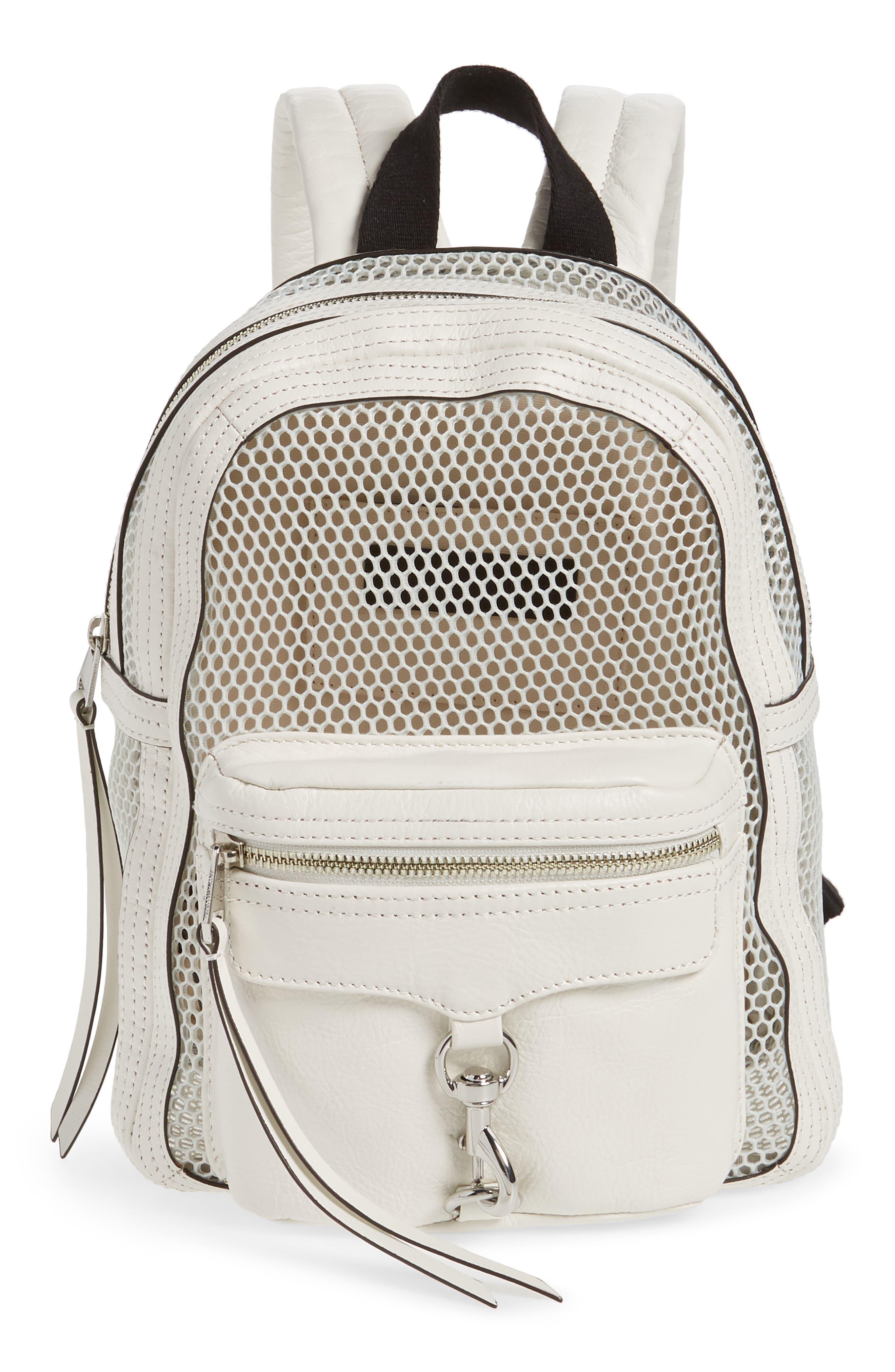 Small MAB Mesh Backpack,                         Main,                         color, 151