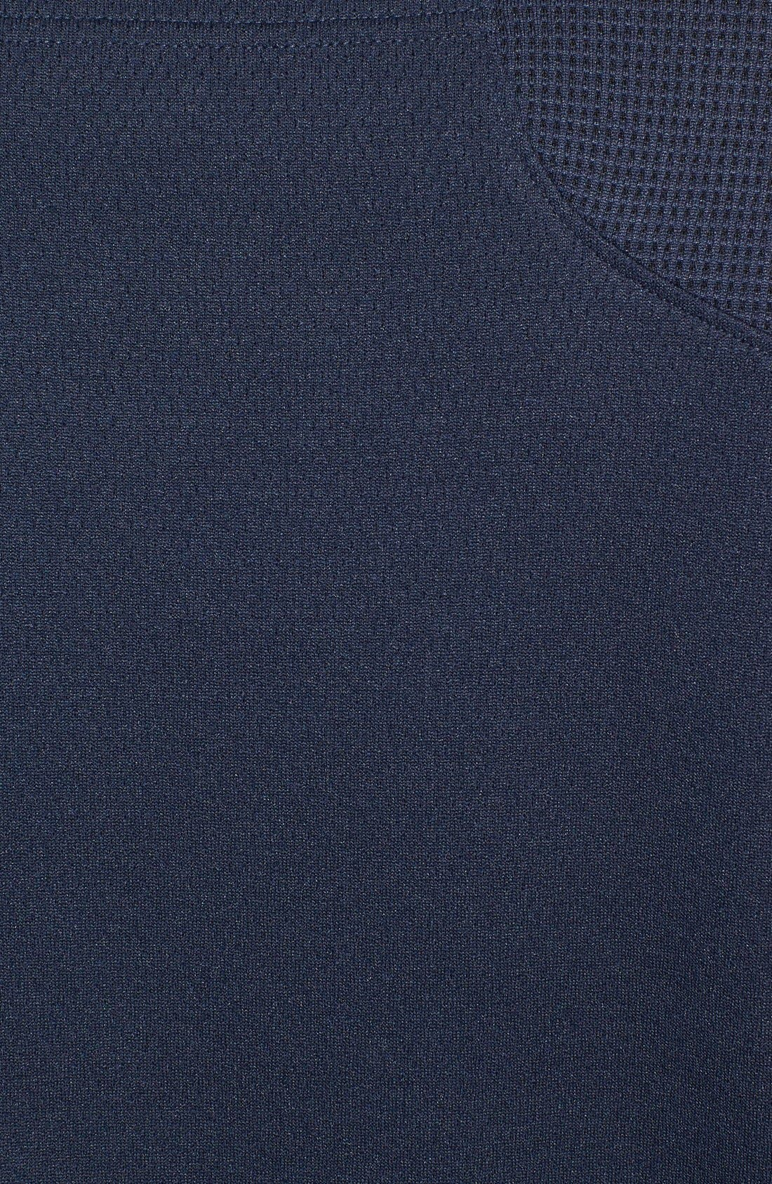 Los Angeles - Edge DryTec Moisture Wicking Half Zip Pullover,                             Alternate thumbnail 3, color,                             420