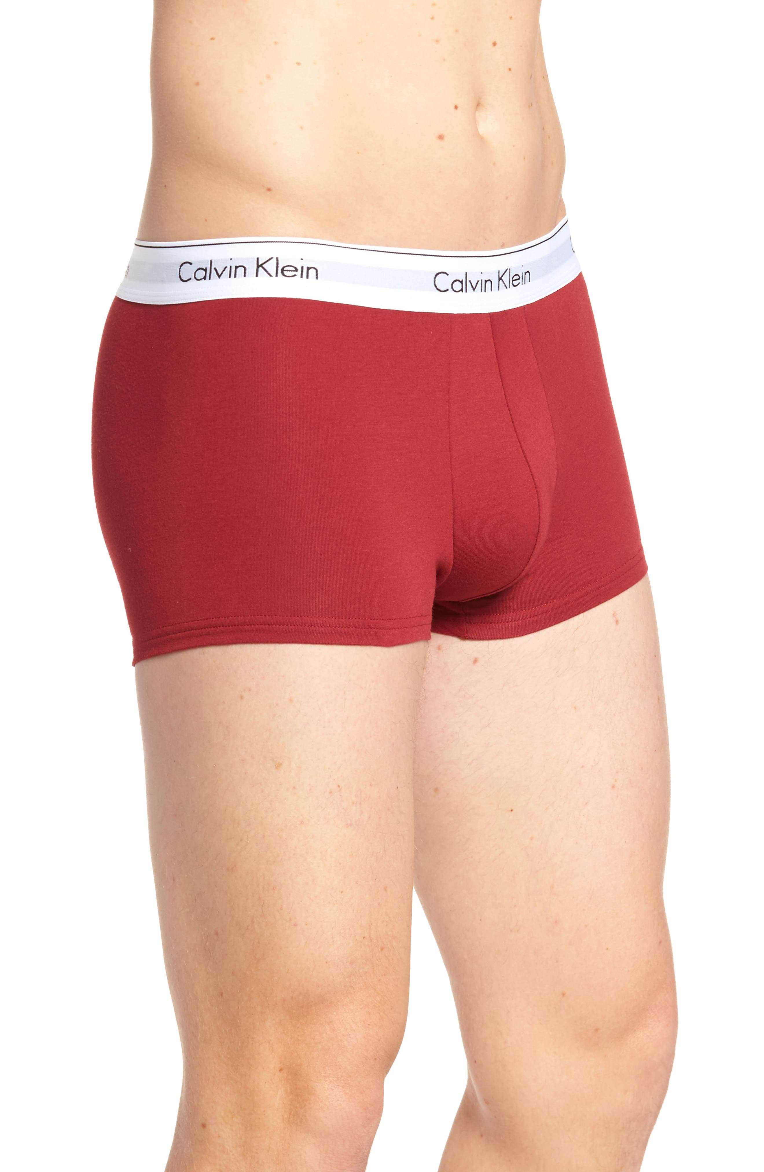 Assorted 2-Pack Stretch Cotton Trunks,                             Alternate thumbnail 26, color,