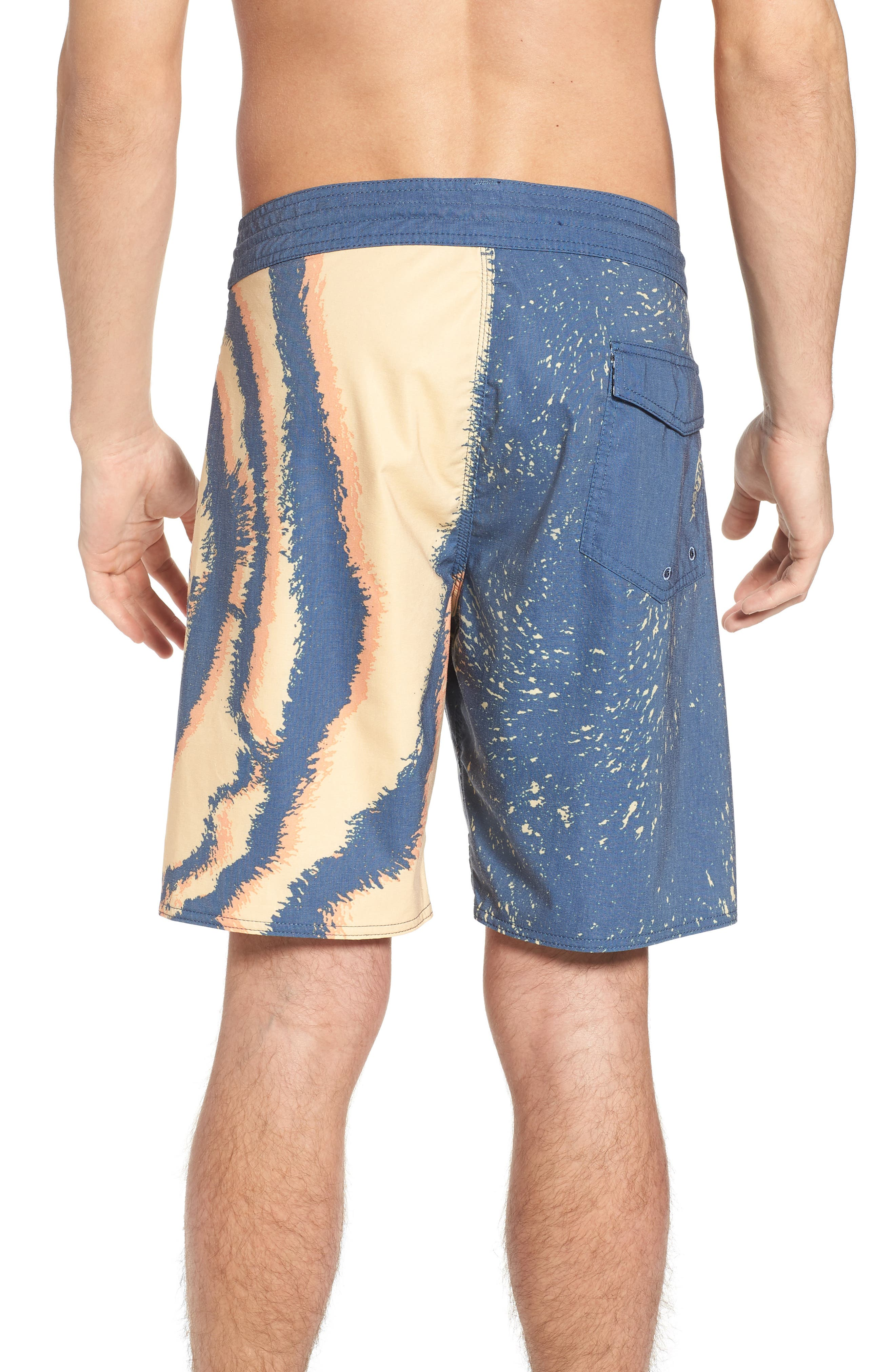VOLCOM,                             Psyched Stoney Swim Trunks,                             Alternate thumbnail 2, color,                             400