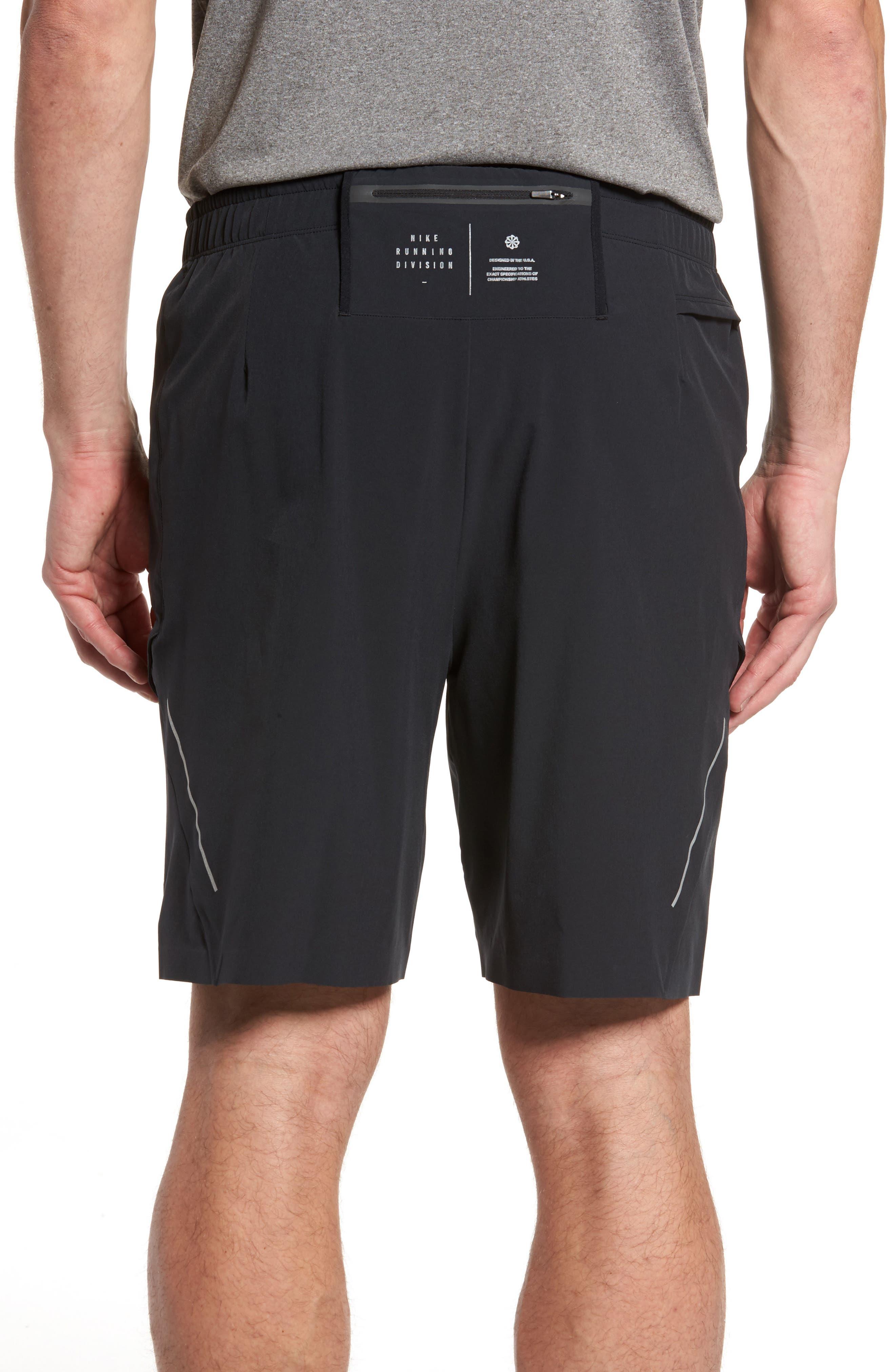 Running Shield Shorts,                             Alternate thumbnail 2, color,                             010