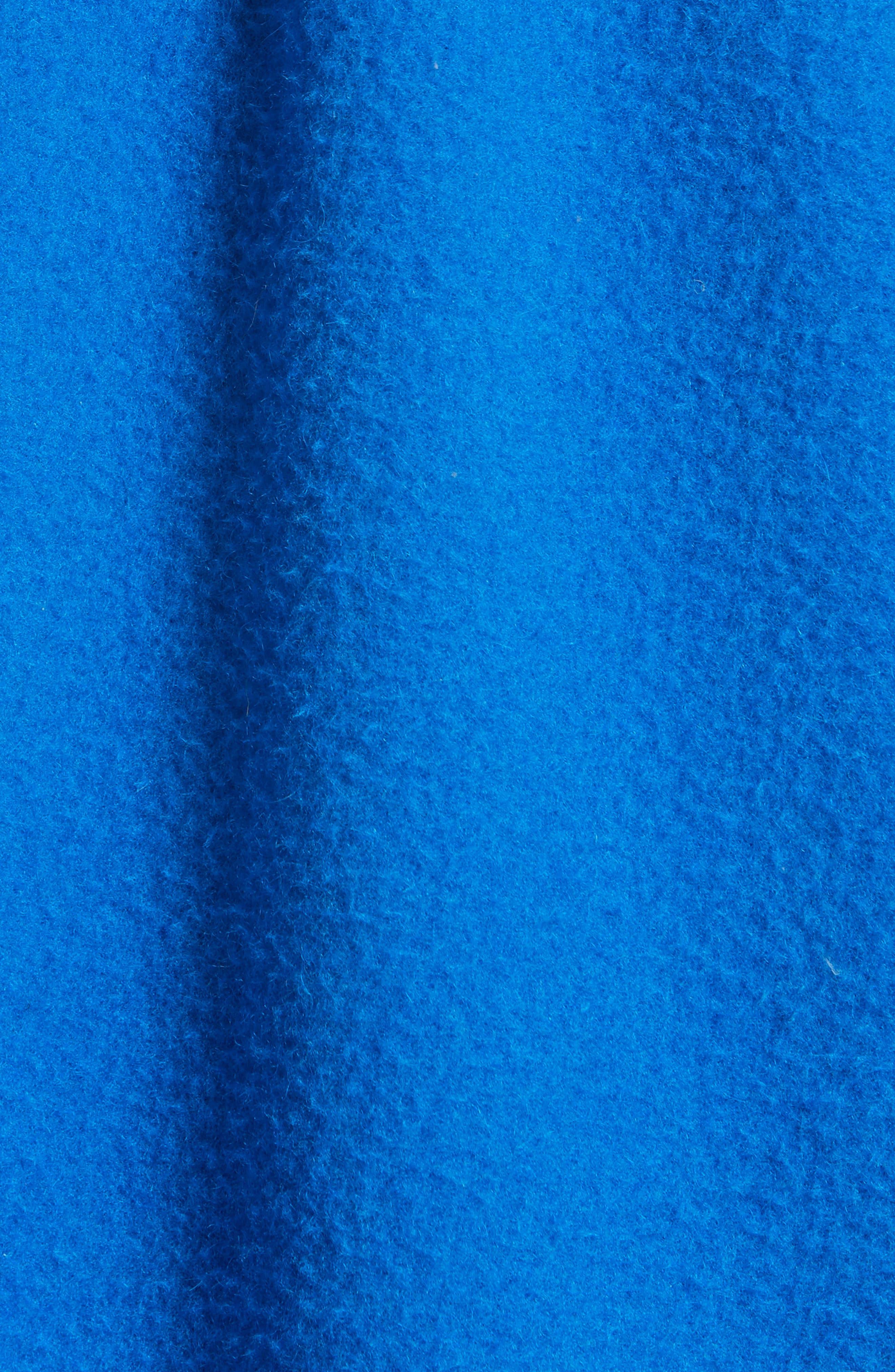 Hotaru Wool & Cashmere Coat,                             Alternate thumbnail 6, color,                             405