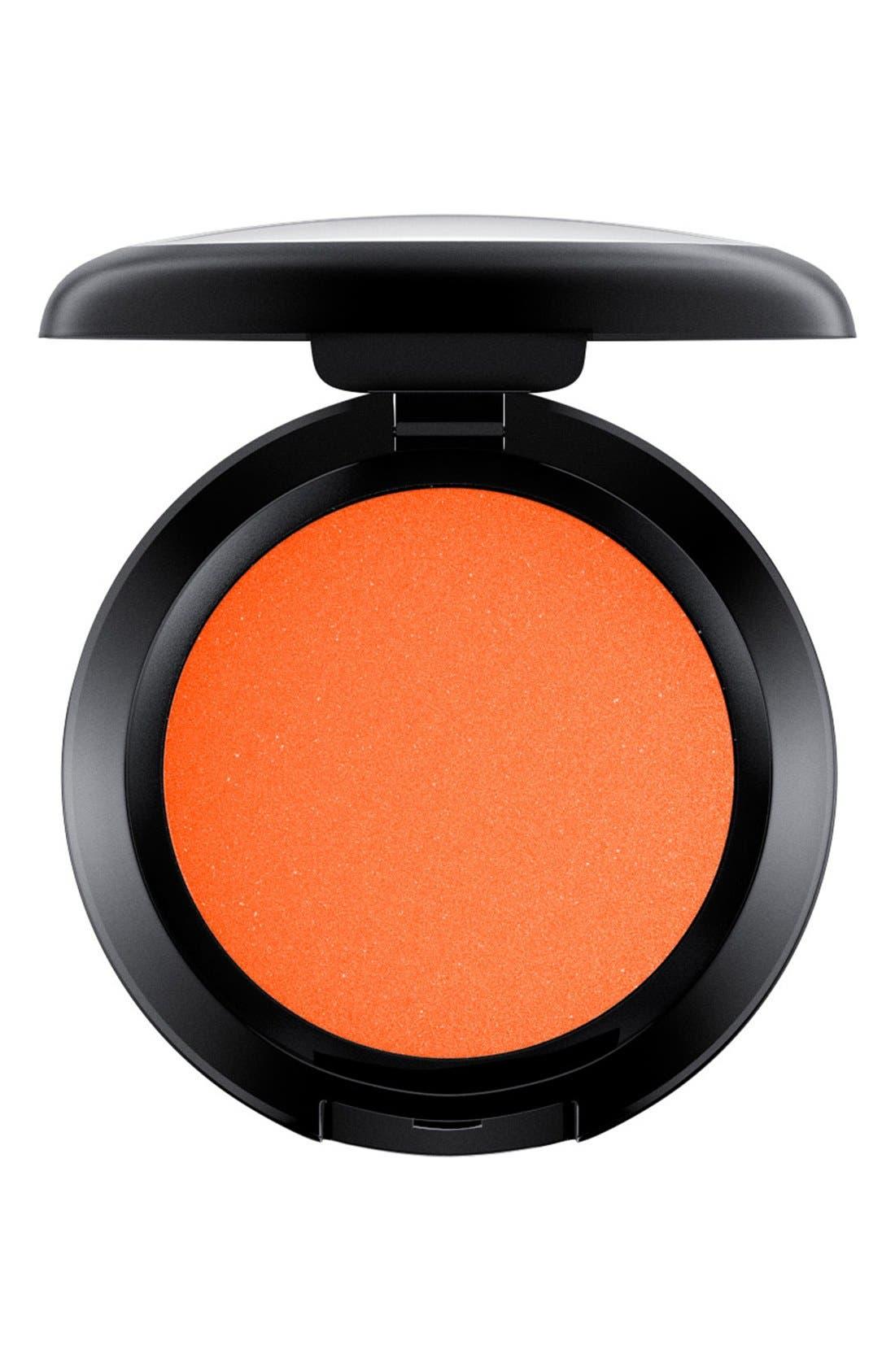 MAC Small Powder Blush,                             Main thumbnail 1, color,                             BRIGHT RESPONSE