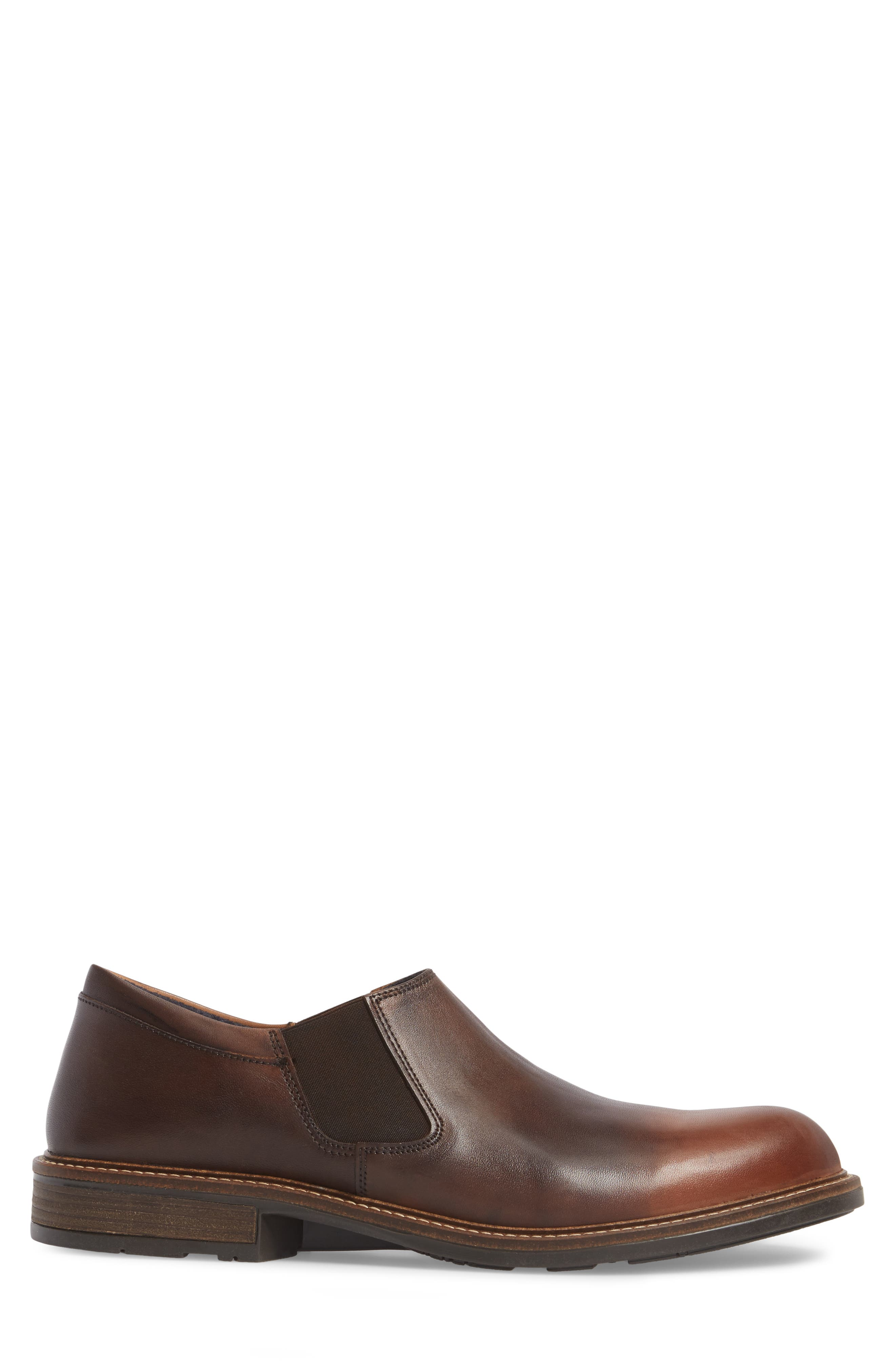 Director Venetian Loafer,                             Alternate thumbnail 3, color,                             BROWN GRADIENT LEATHER