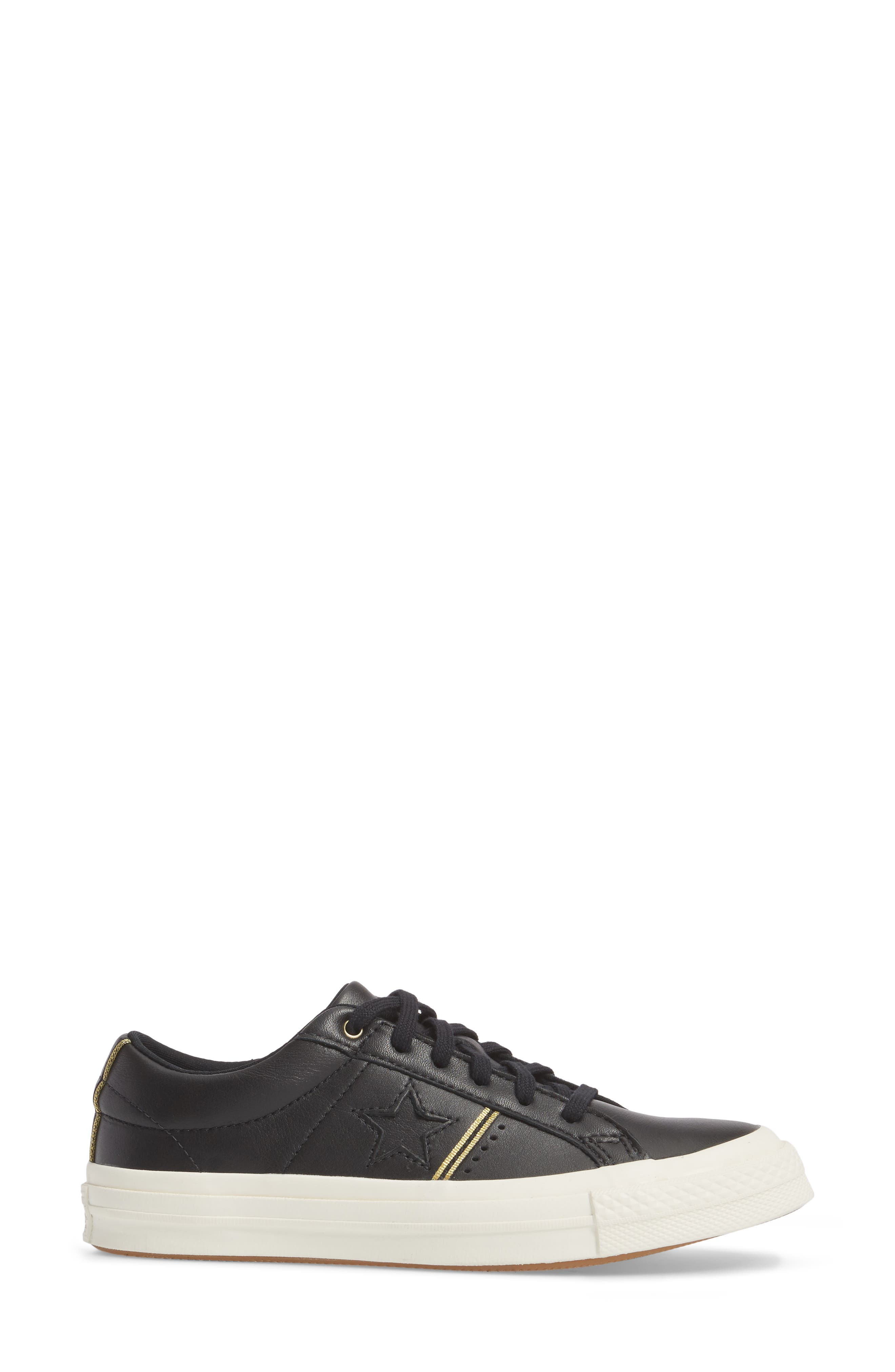 One Star Piping Sneaker,                             Alternate thumbnail 7, color,