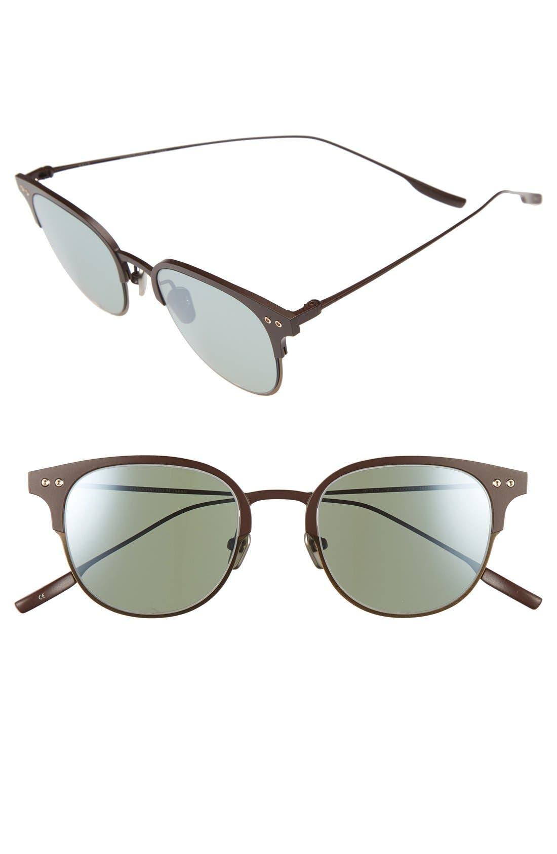 Hooper 48mm Polarized Sunglasses,                             Main thumbnail 1, color,                             220