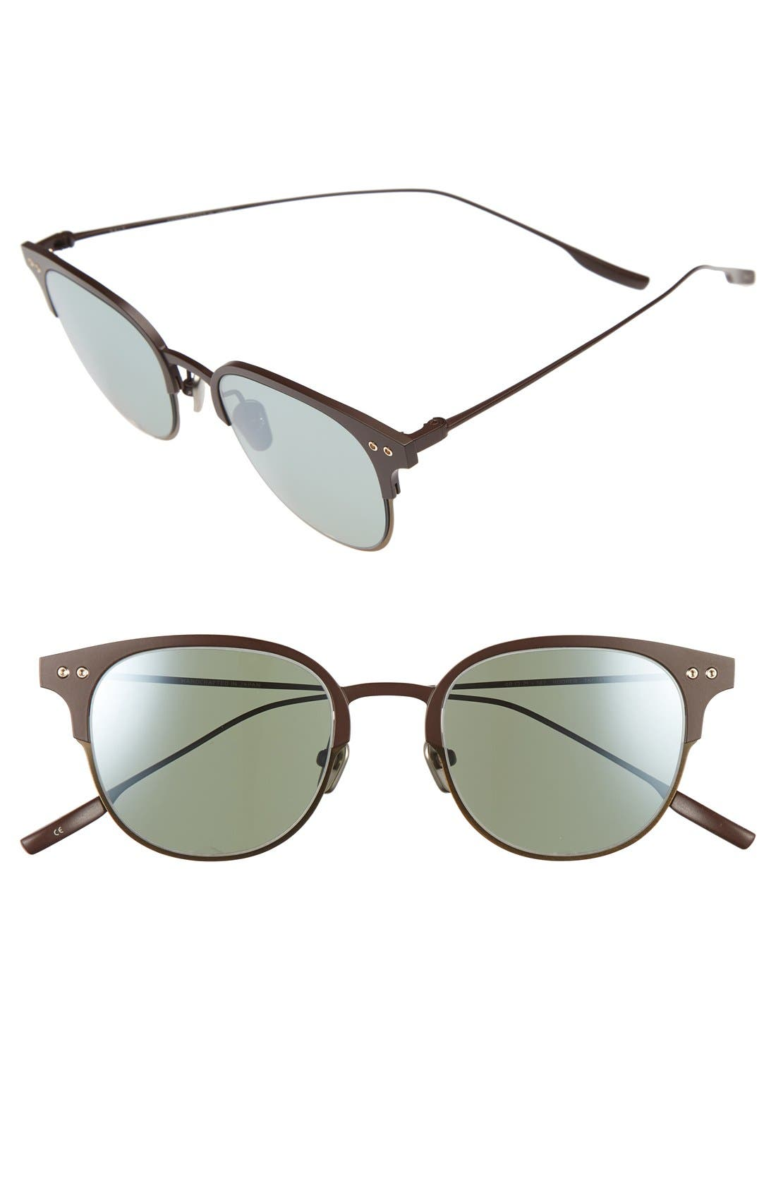 Hooper 48mm Polarized Sunglasses,                         Main,                         color, 220