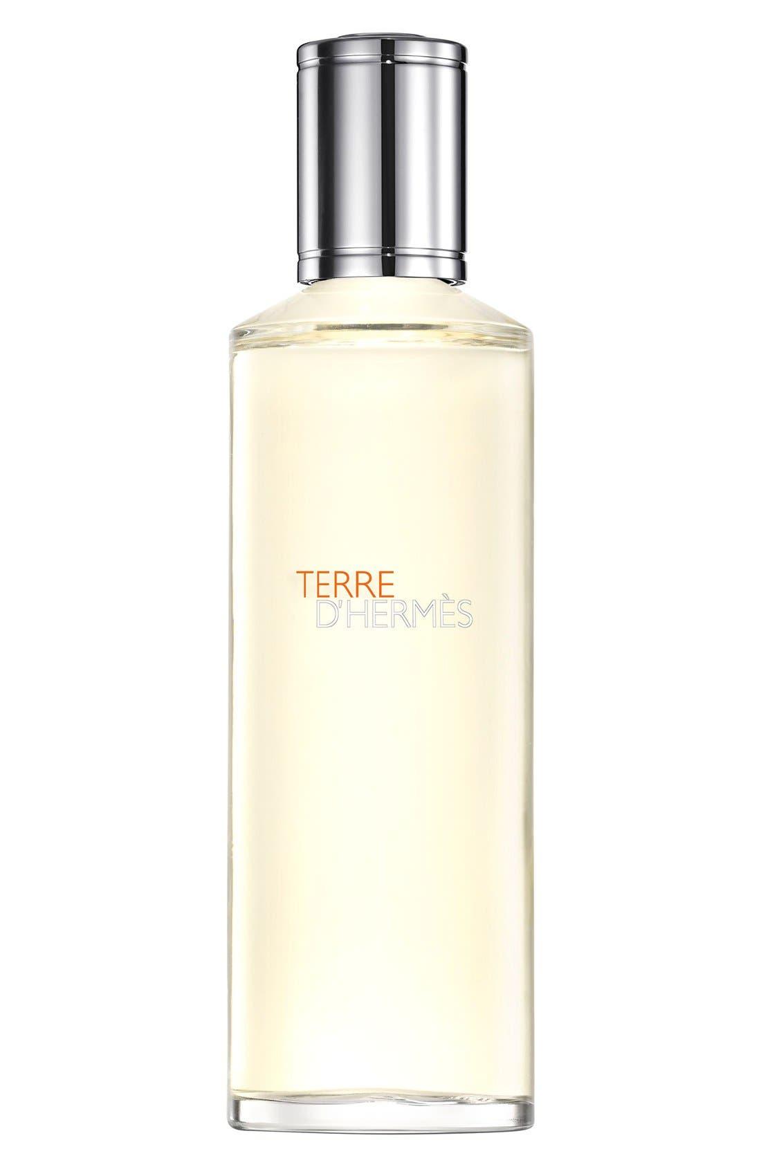 Terre d'Hermès - Eau très fraîche Bel Objet refill bottle,                             Main thumbnail 1, color,                             000