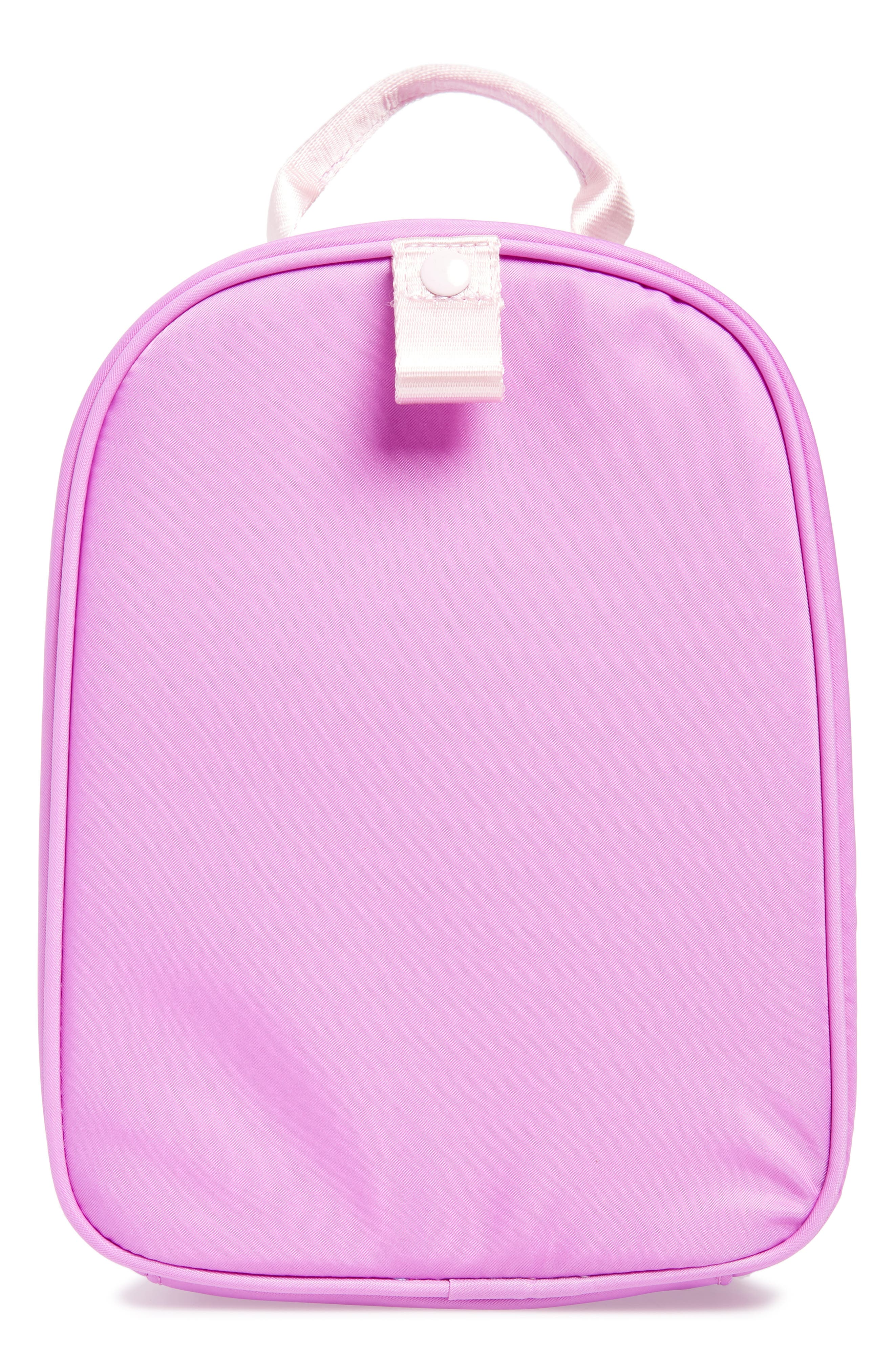 Lunchbox with Reversible Sequin Heart,                             Alternate thumbnail 2, color,                             950