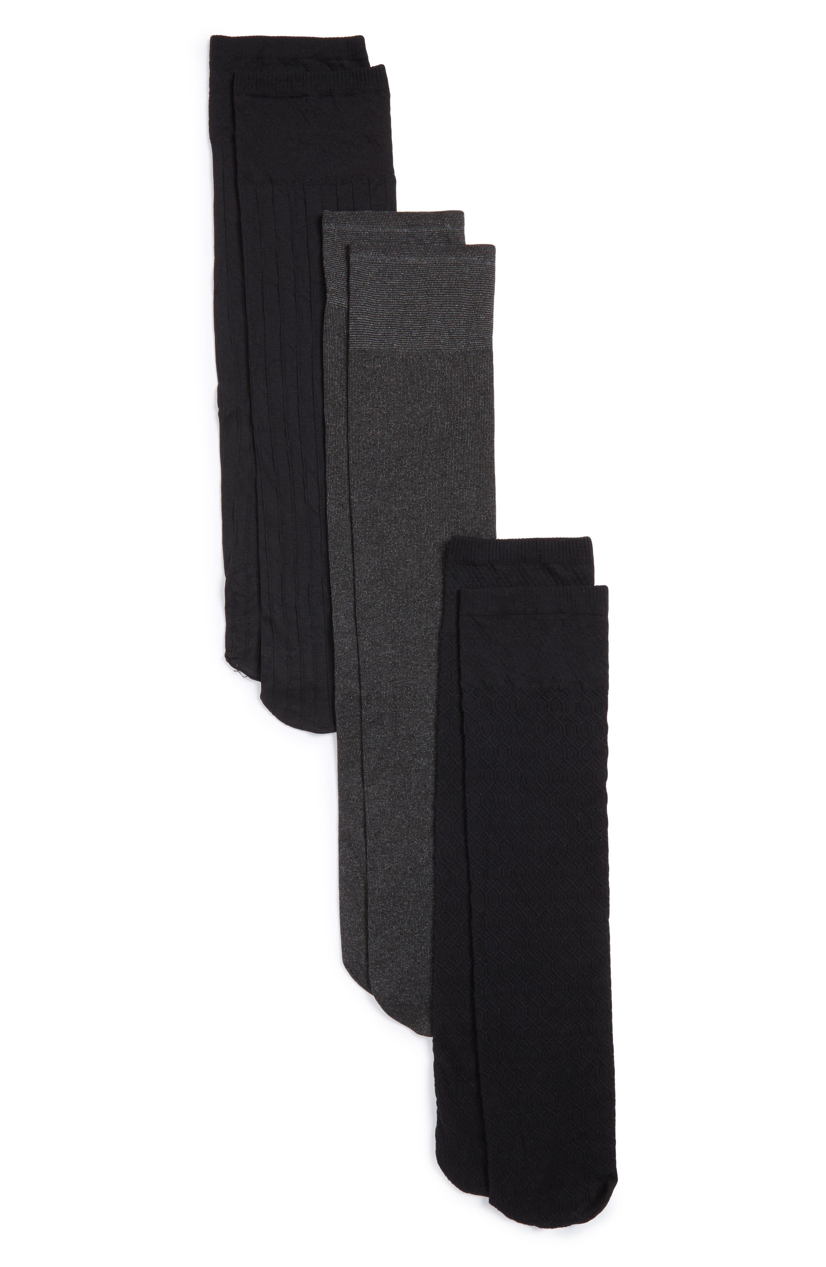 Pattern Trouser Socks,                             Main thumbnail 6, color,