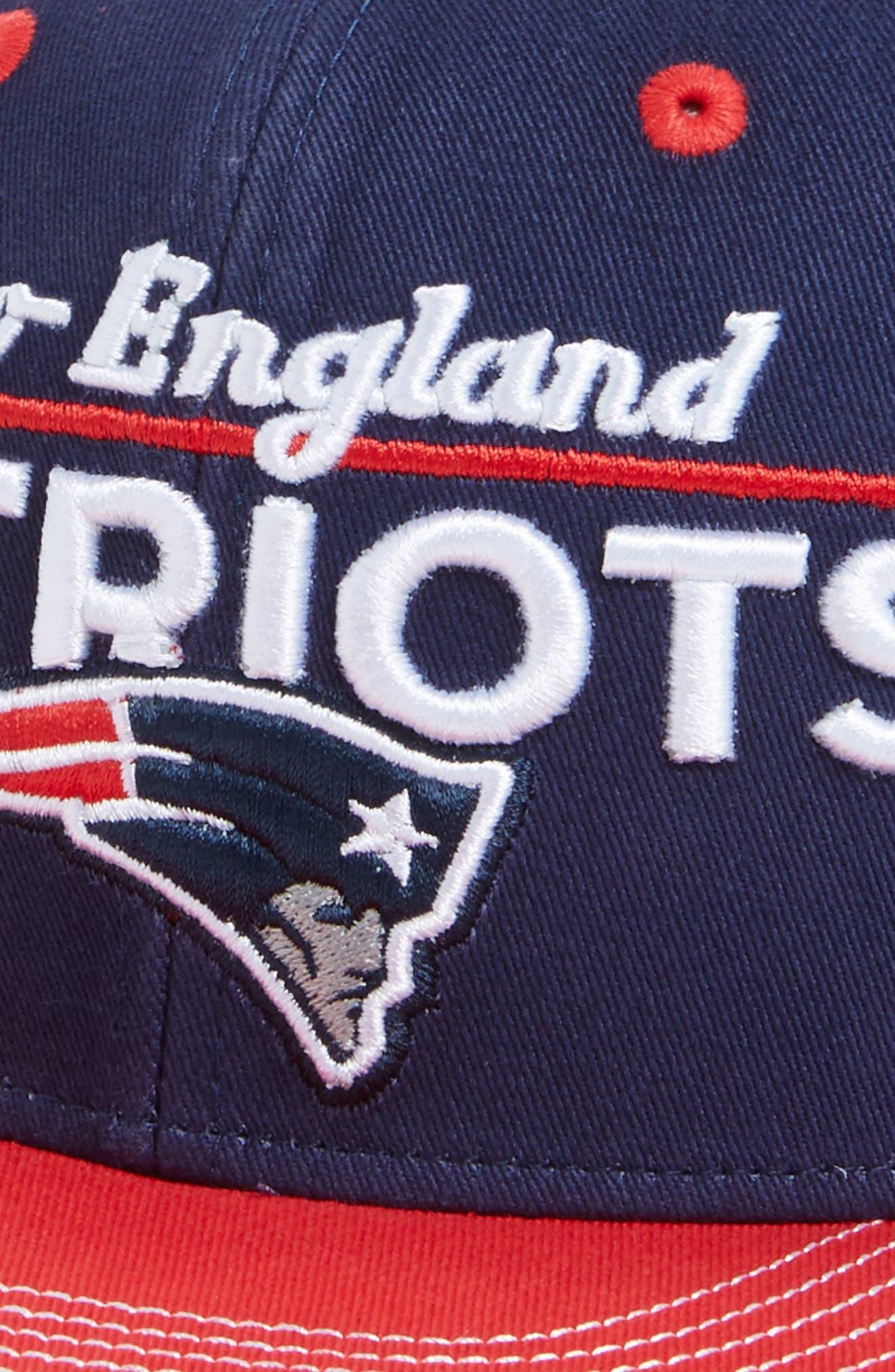 NFL Logo Retro Bar Baseball Cap,                             Alternate thumbnail 39, color,