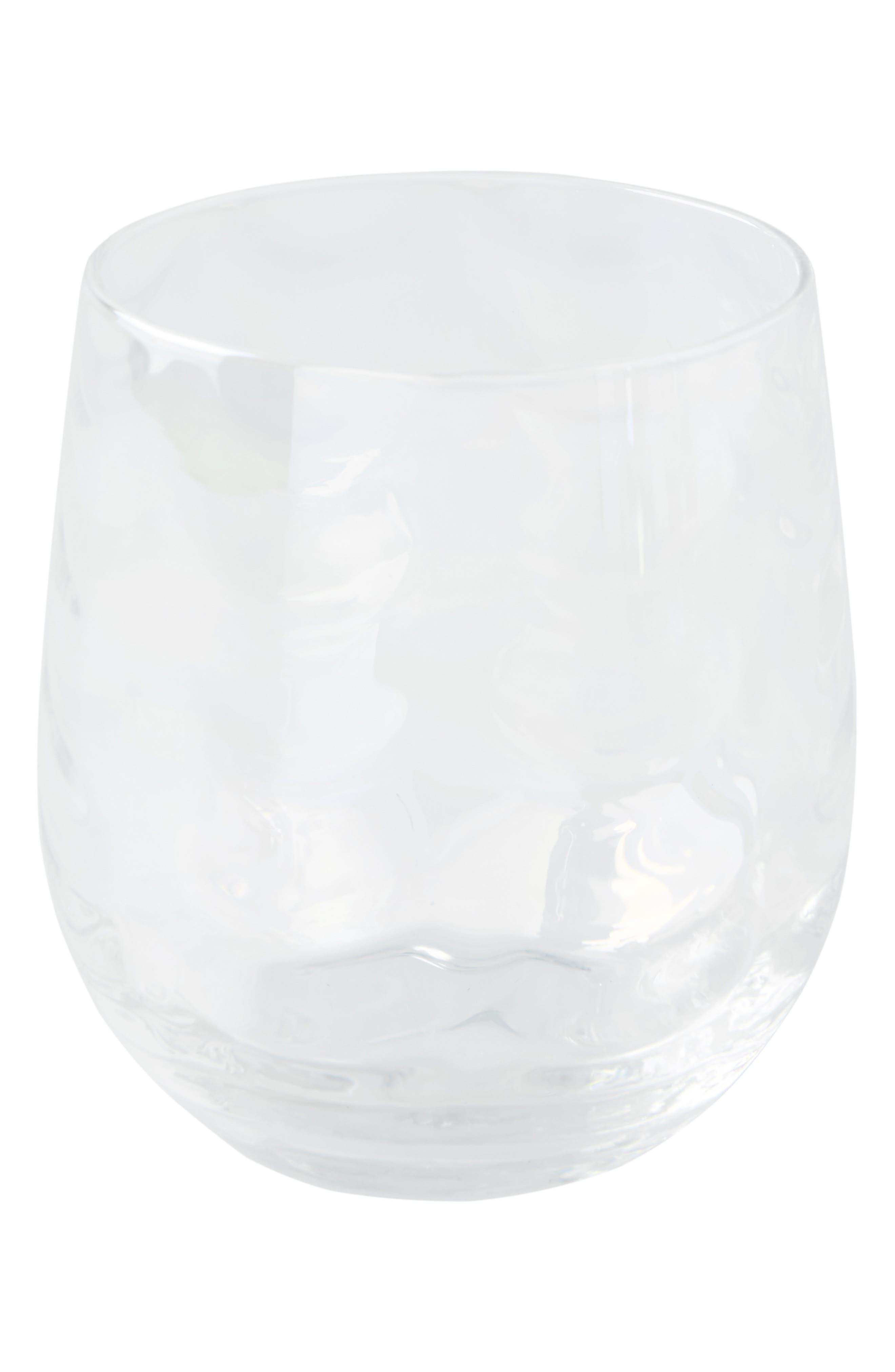 Katana Stemless Wine Glass,                             Alternate thumbnail 2, color,                             123