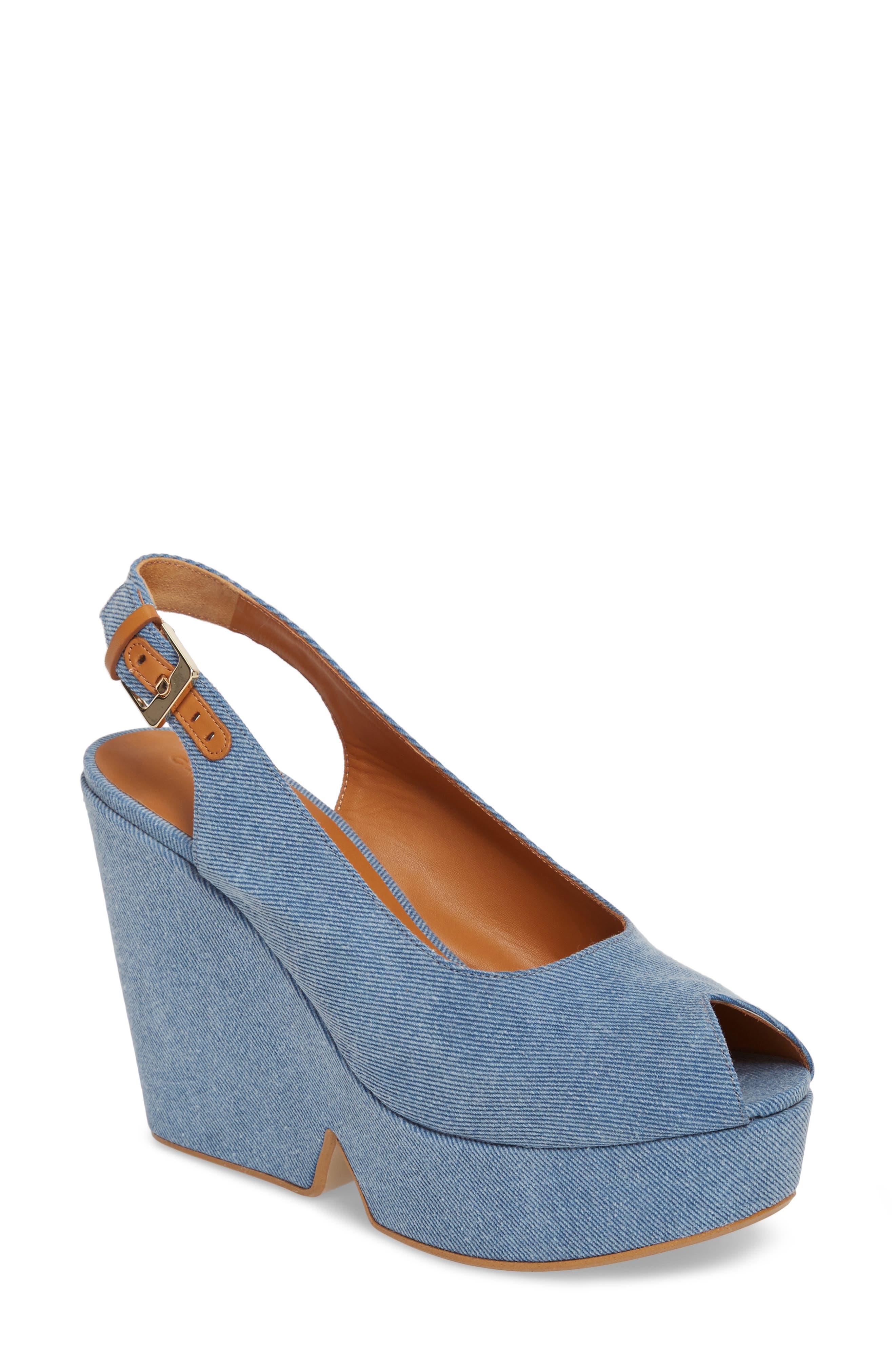 Dylanto Platform Wedge Sandal,                             Main thumbnail 1, color,
