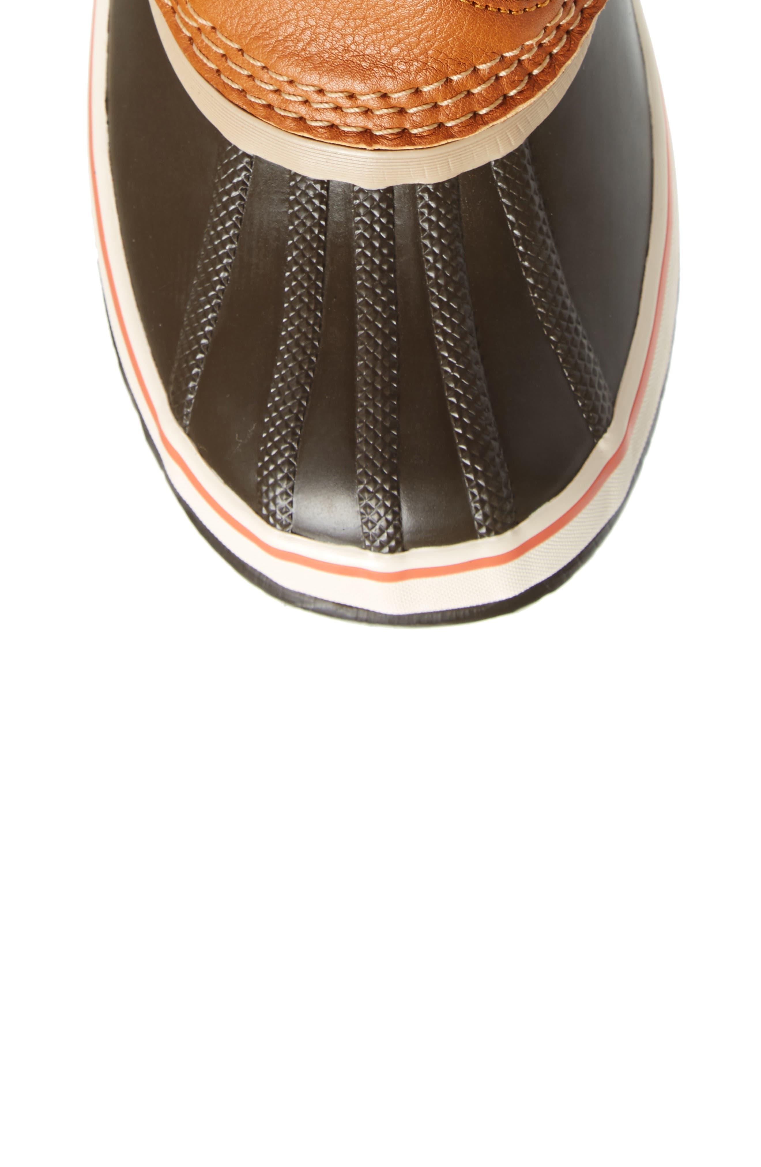 Joan of Arctic Genuine Shearling Waterproof Boot,                             Alternate thumbnail 16, color,