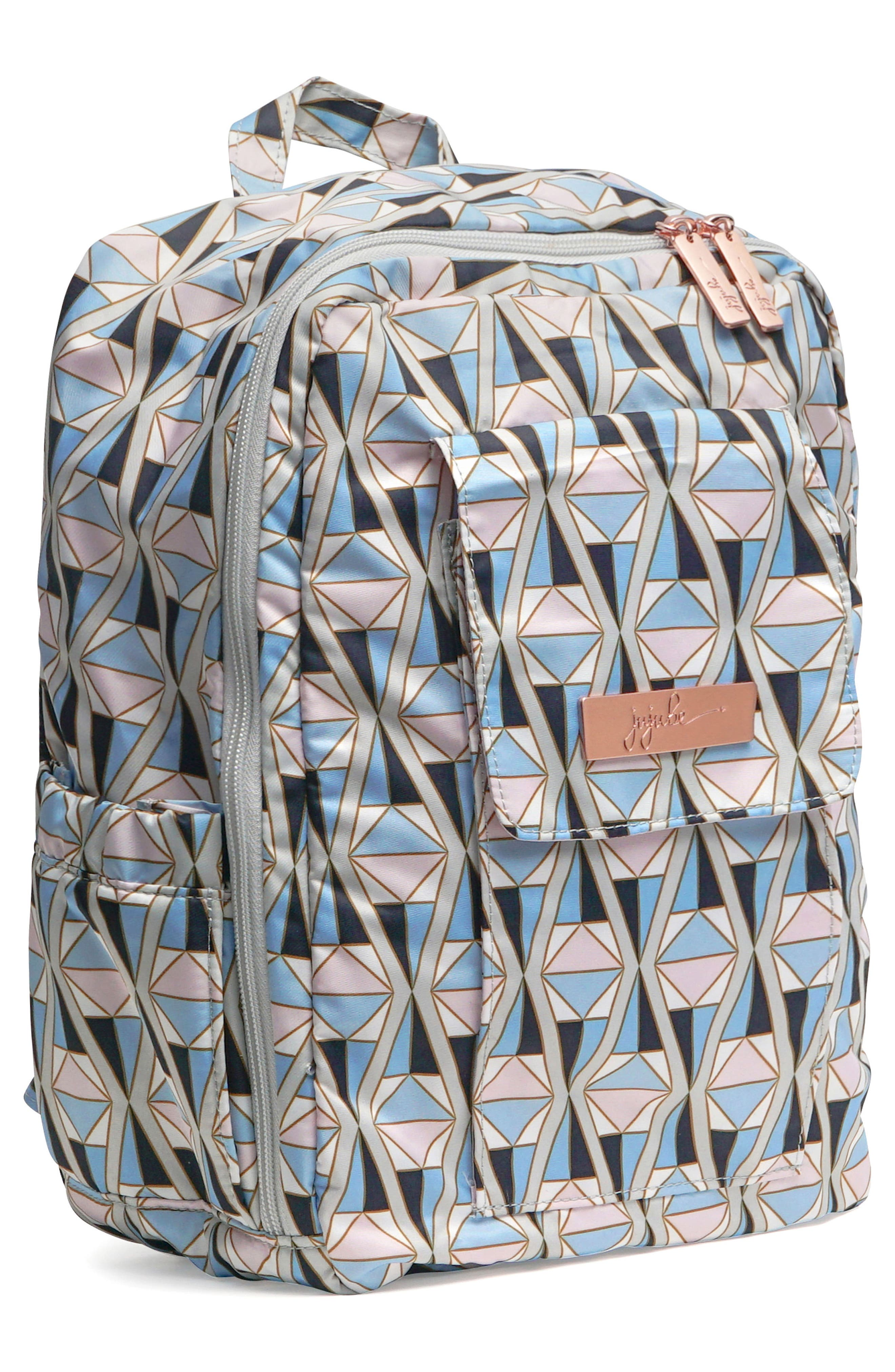 MiniBe Rose Backpack,                             Alternate thumbnail 10, color,
