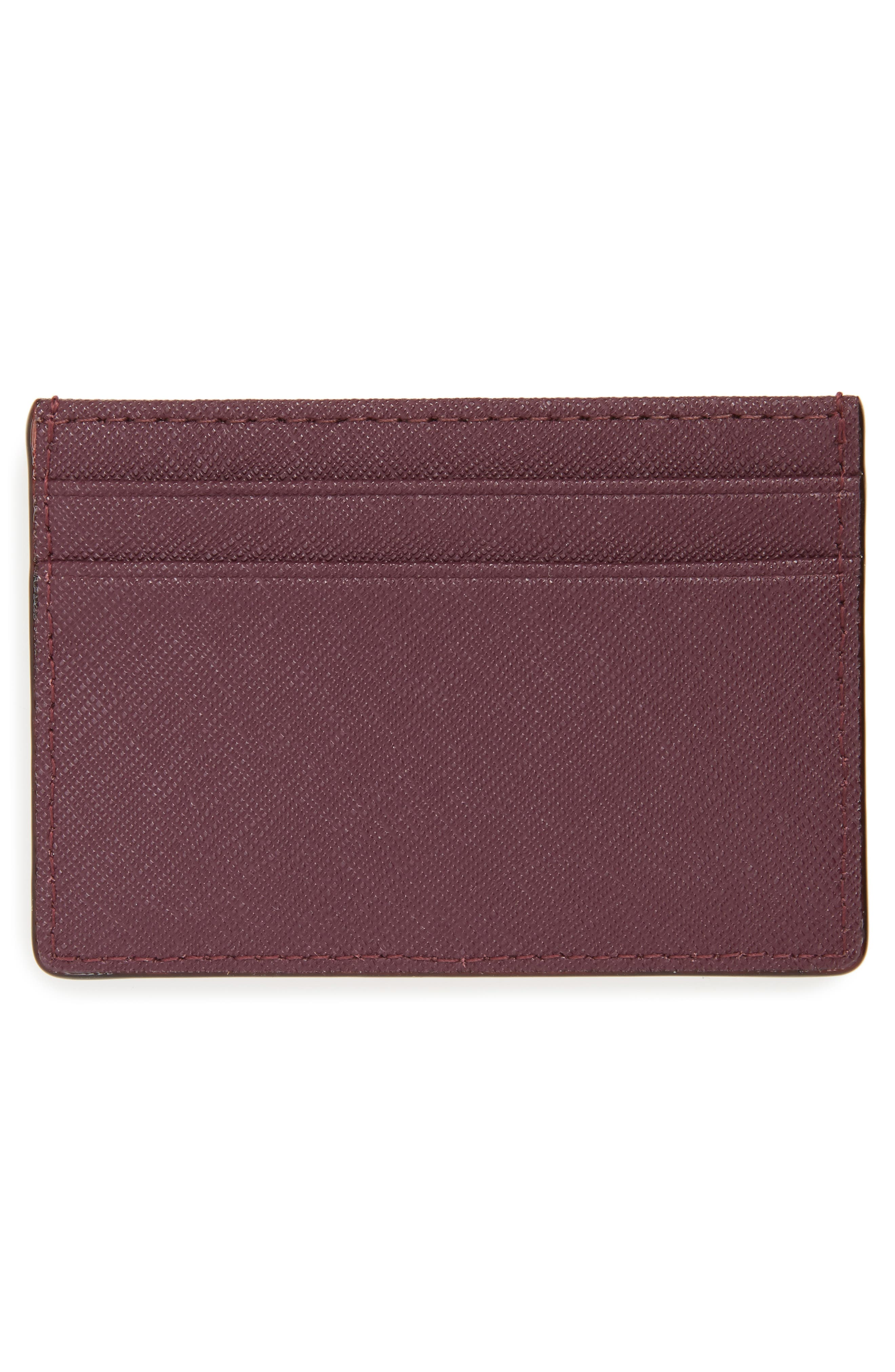 cameron street card holder,                             Alternate thumbnail 16, color,