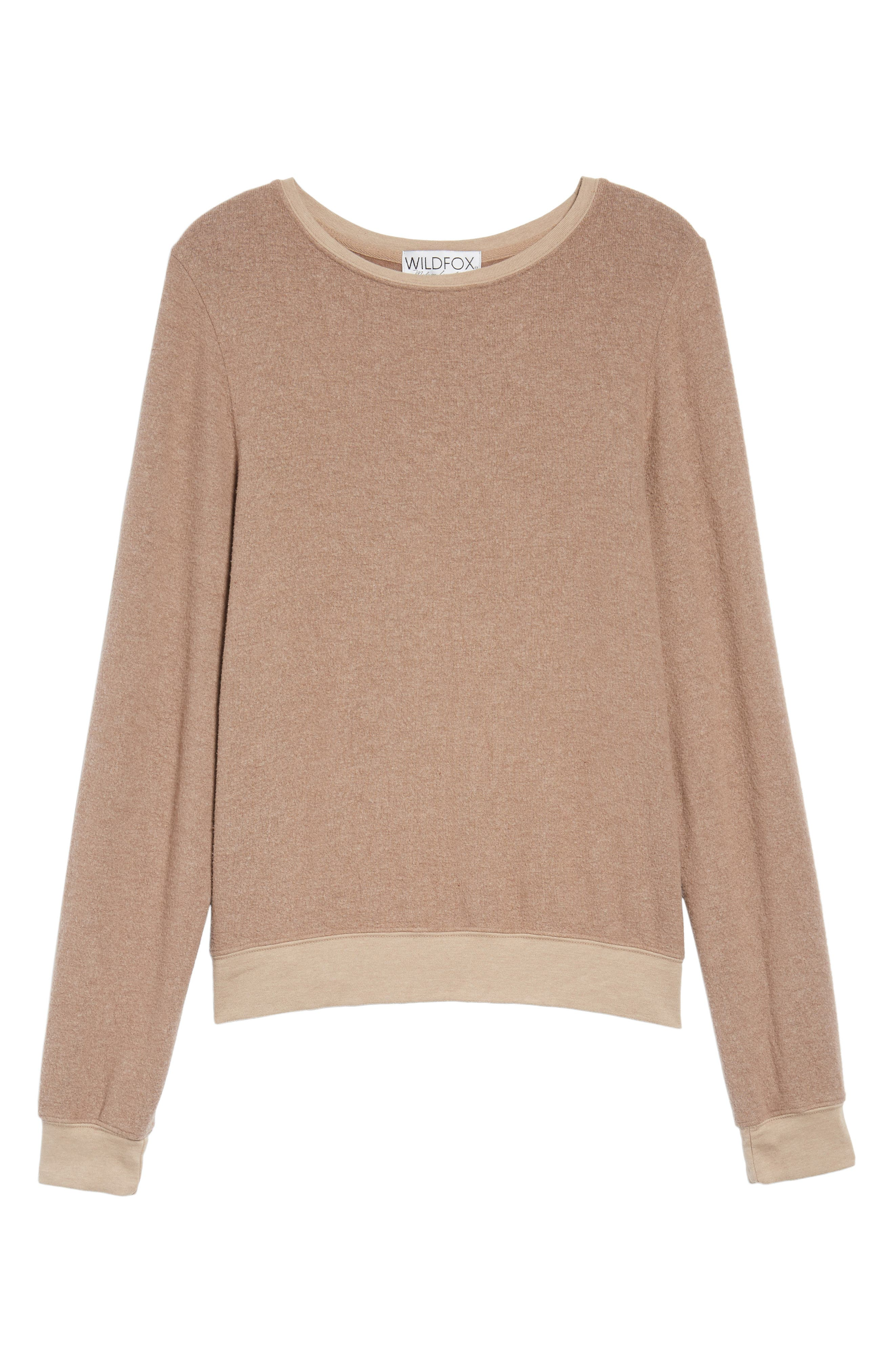 'Baggy Beach Jumper' Pullover,                             Alternate thumbnail 182, color,