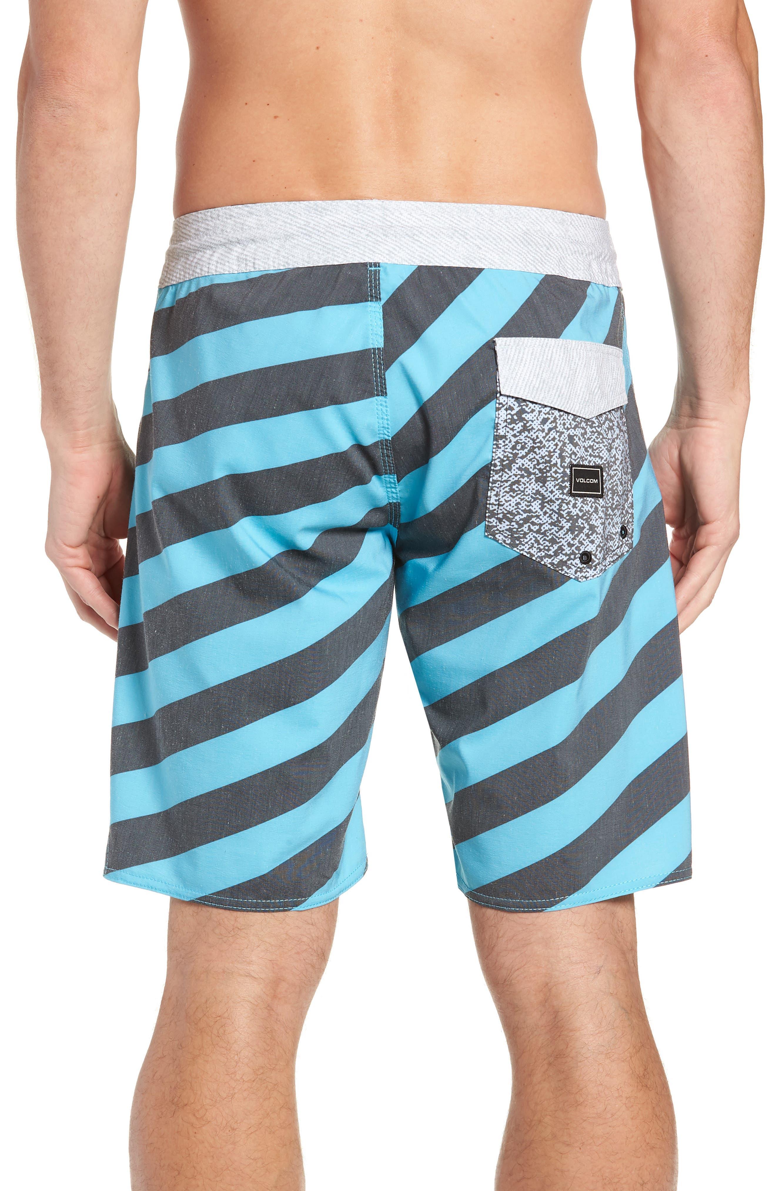 Stripey Stoney Boardshorts,                             Alternate thumbnail 2, color,                             470