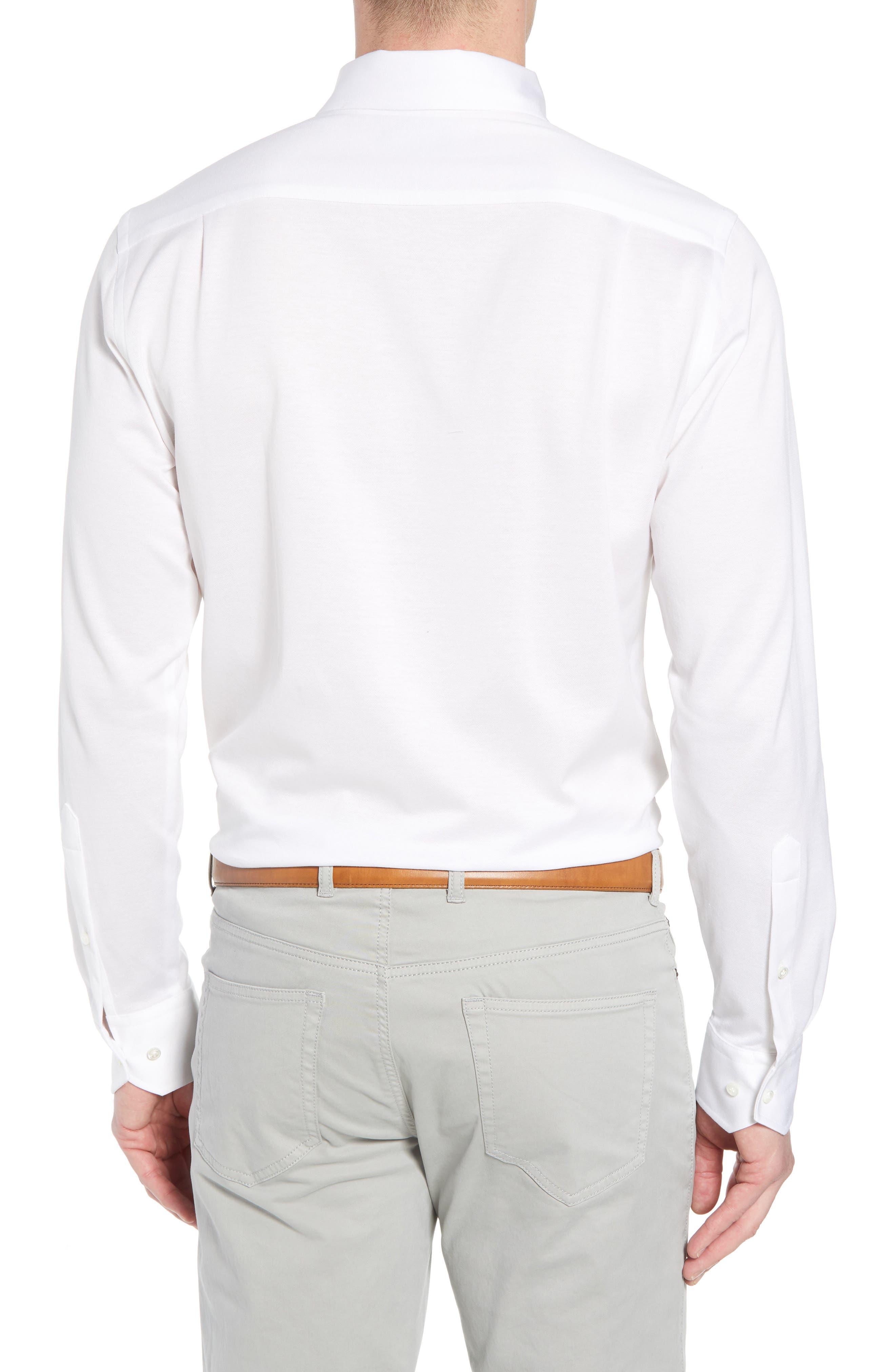 Summer Mesh Jersey Sport Shirt,                             Alternate thumbnail 2, color,                             100