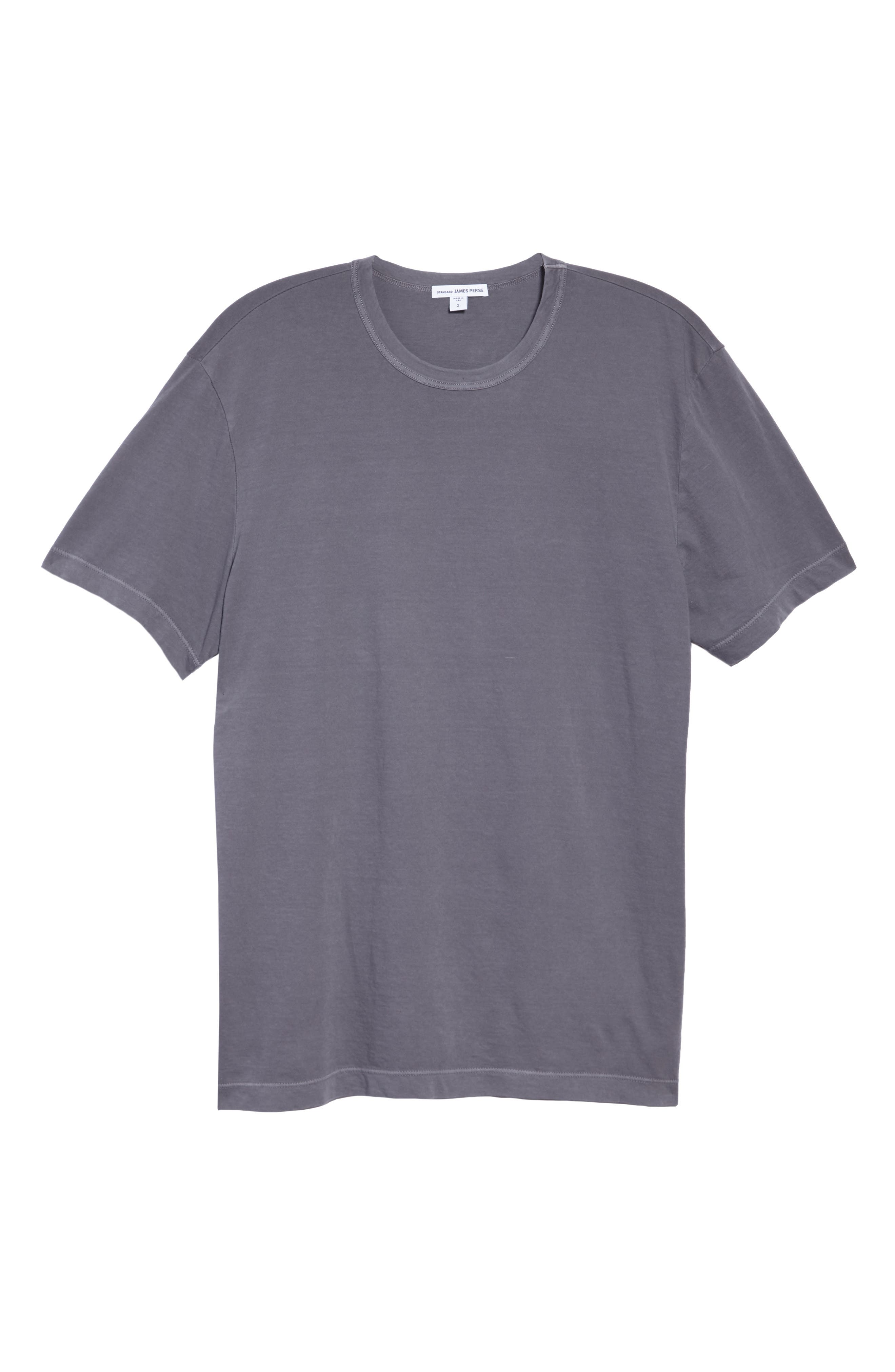 Crewneck Jersey T-Shirt,                             Alternate thumbnail 115, color,