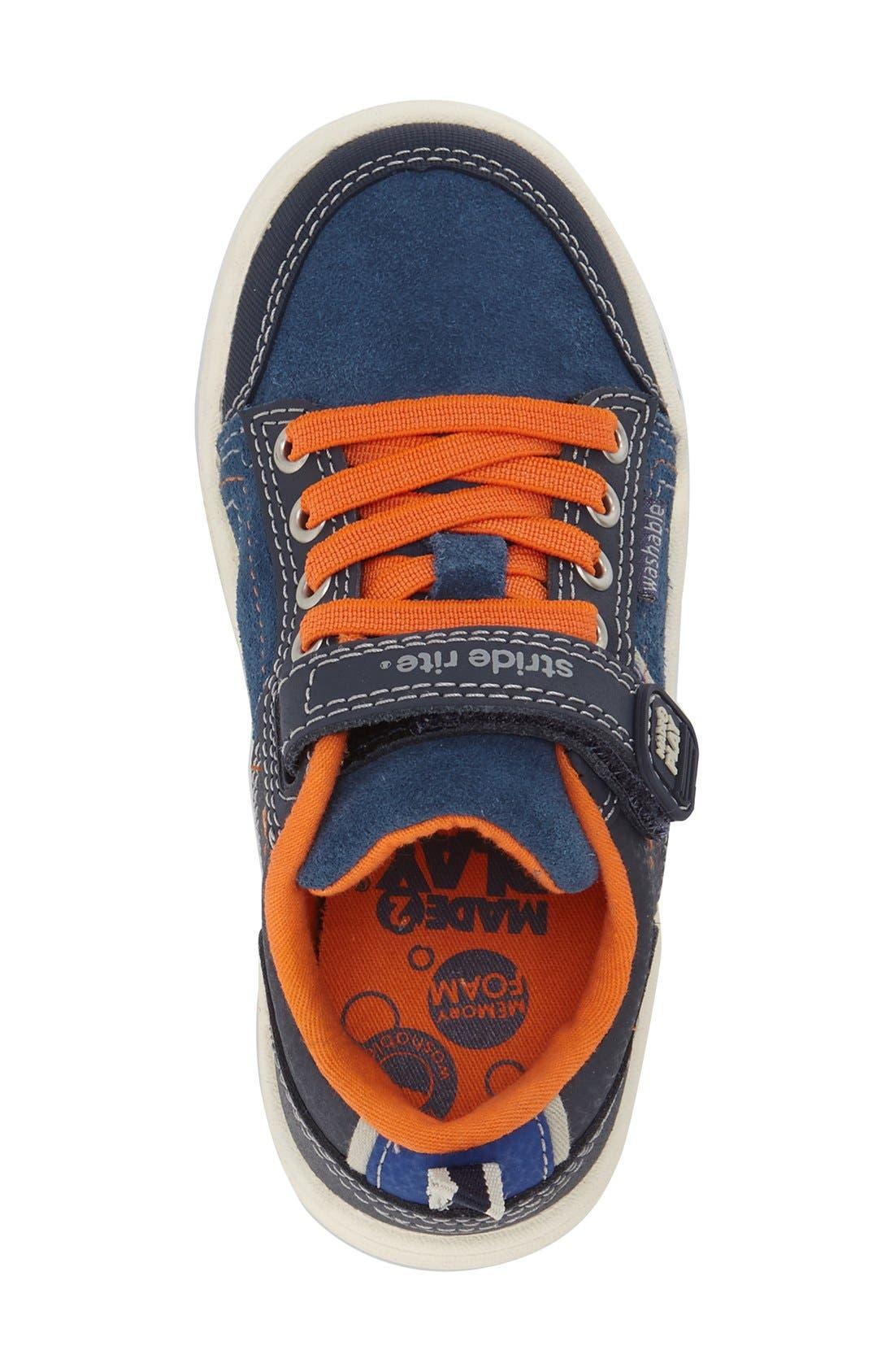 'Made 2 Play<sup>™</sup> - Kaleb' Sneaker,                             Alternate thumbnail 9, color,