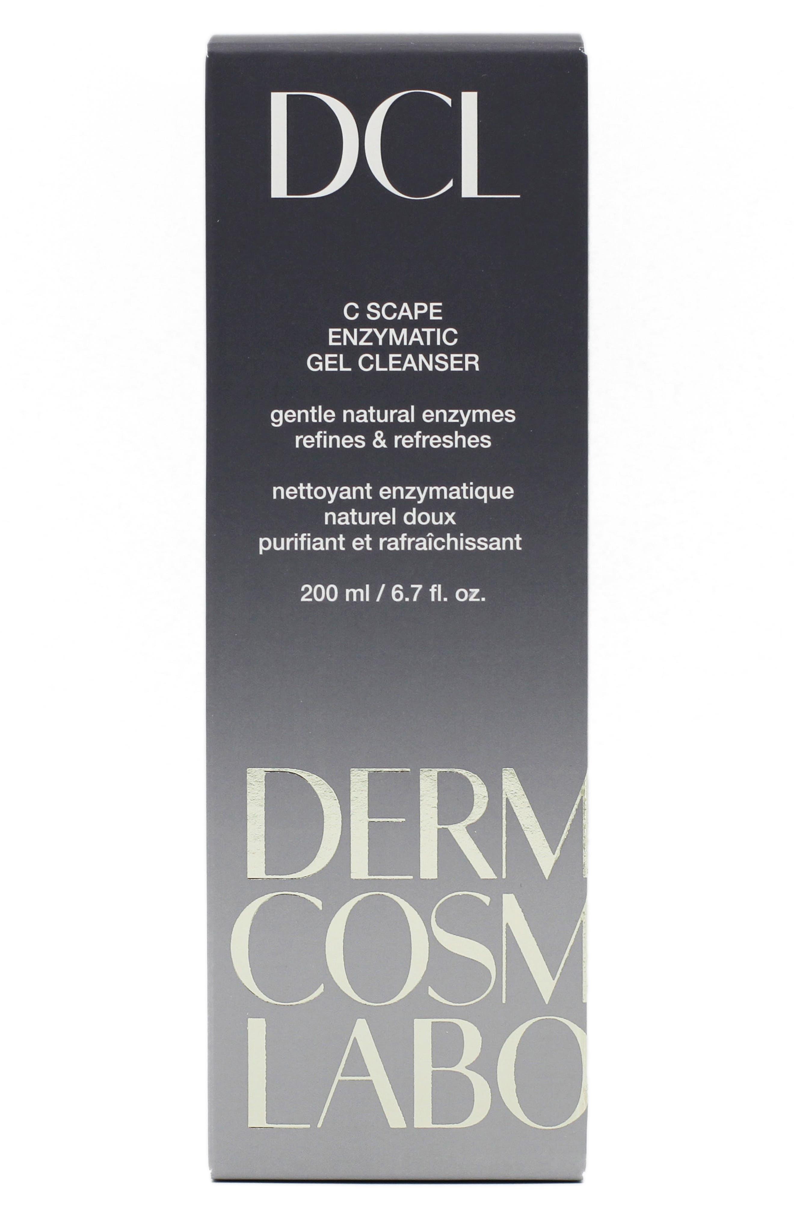 C Scape Enzymatic Gel Cleanser,                             Alternate thumbnail 2, color,                             NO COLOR