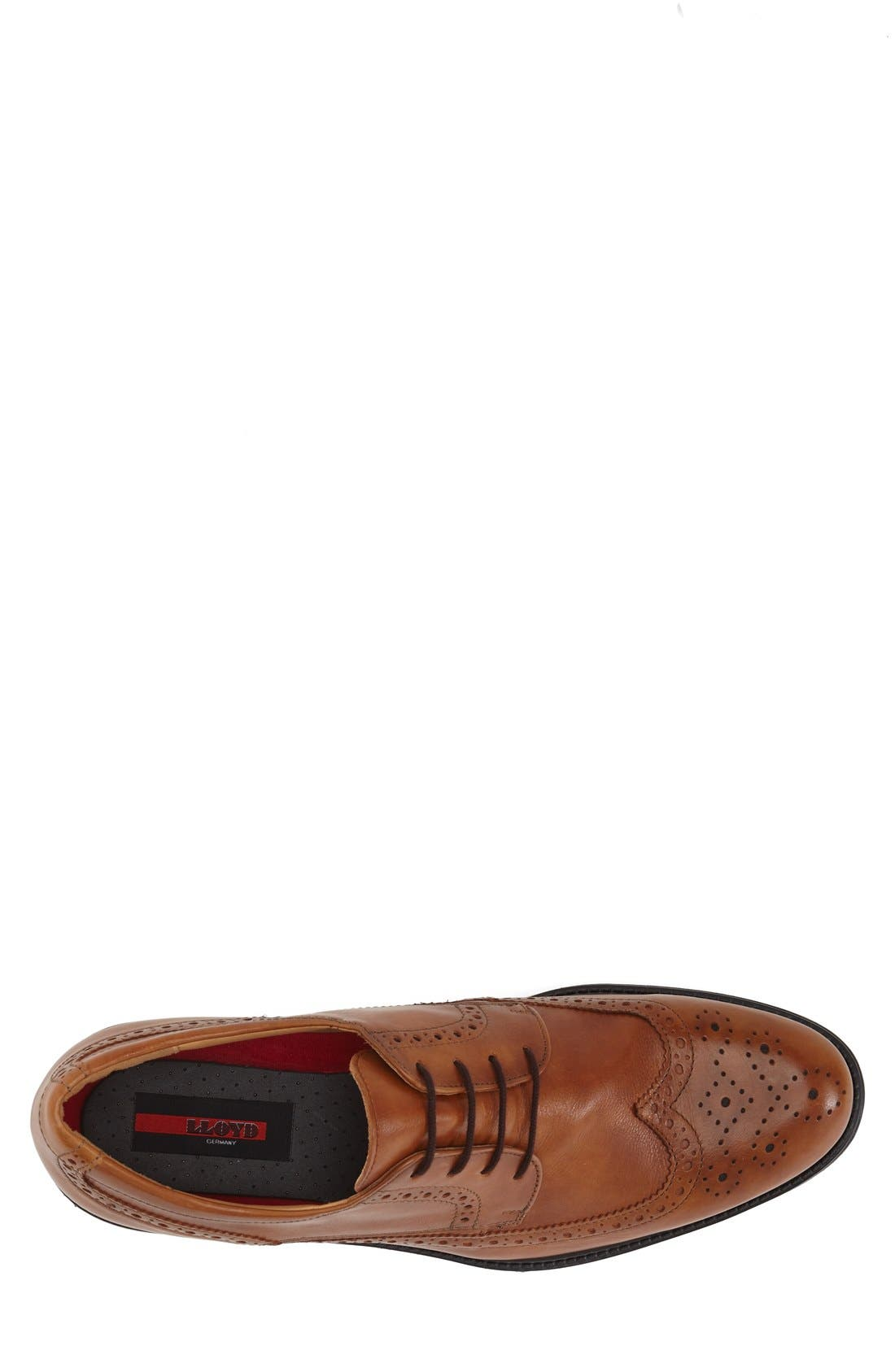 'Tampico' Wingtip Derby,                             Alternate thumbnail 3, color,                             236