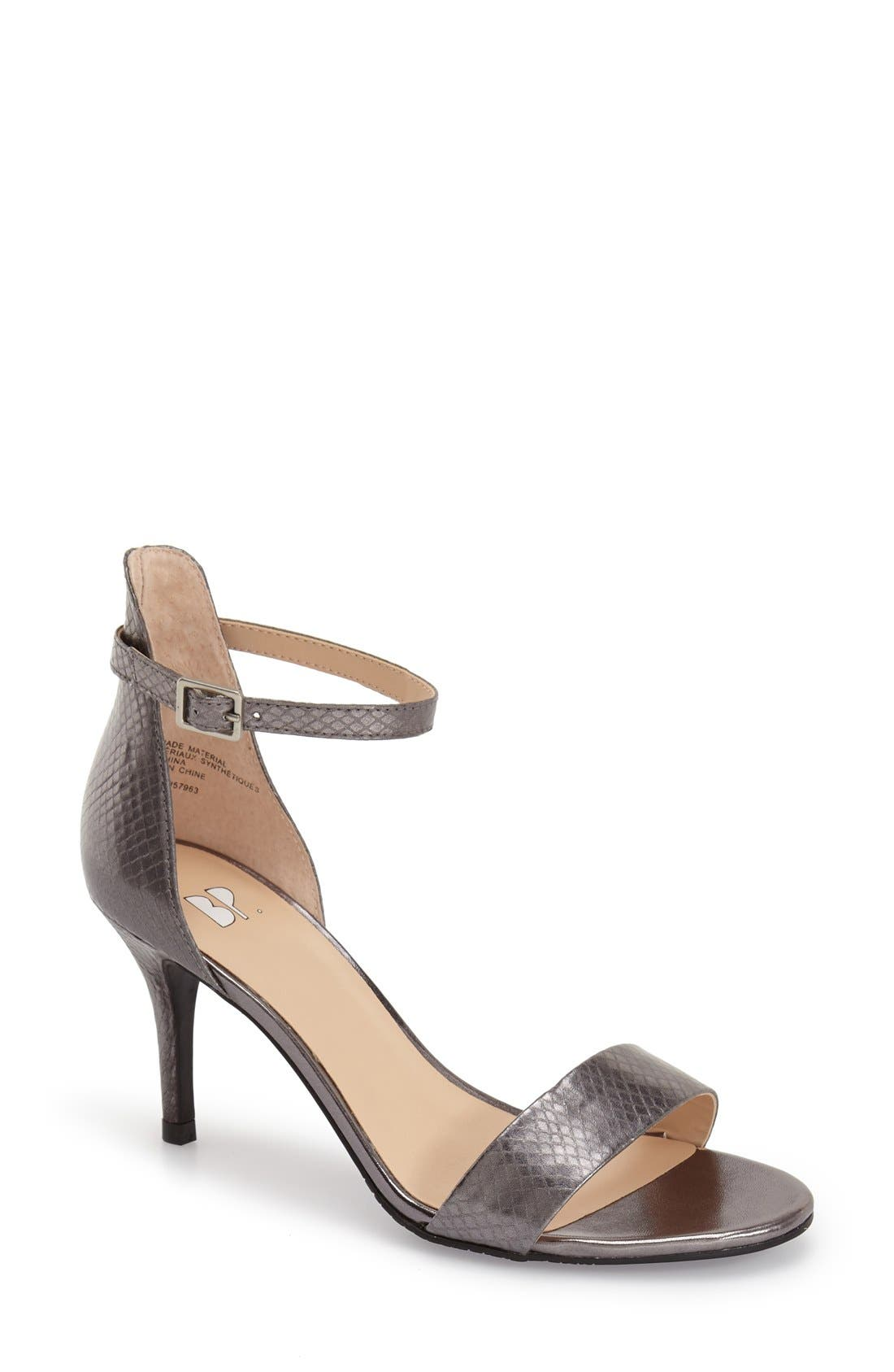 'Luminate' Open Toe Dress Sandal,                             Main thumbnail 19, color,