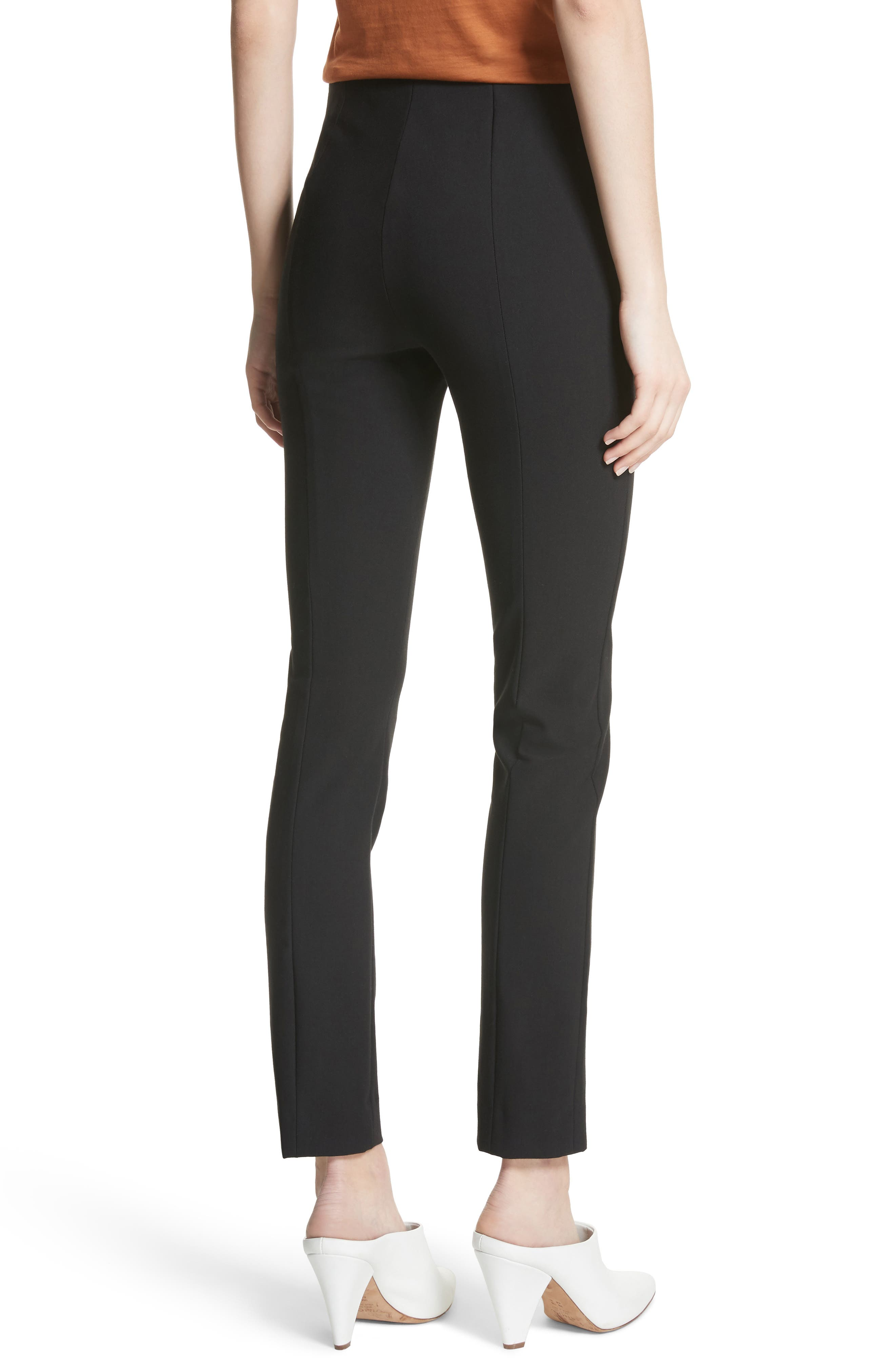 High Waist Leggings,                             Alternate thumbnail 2, color,                             001