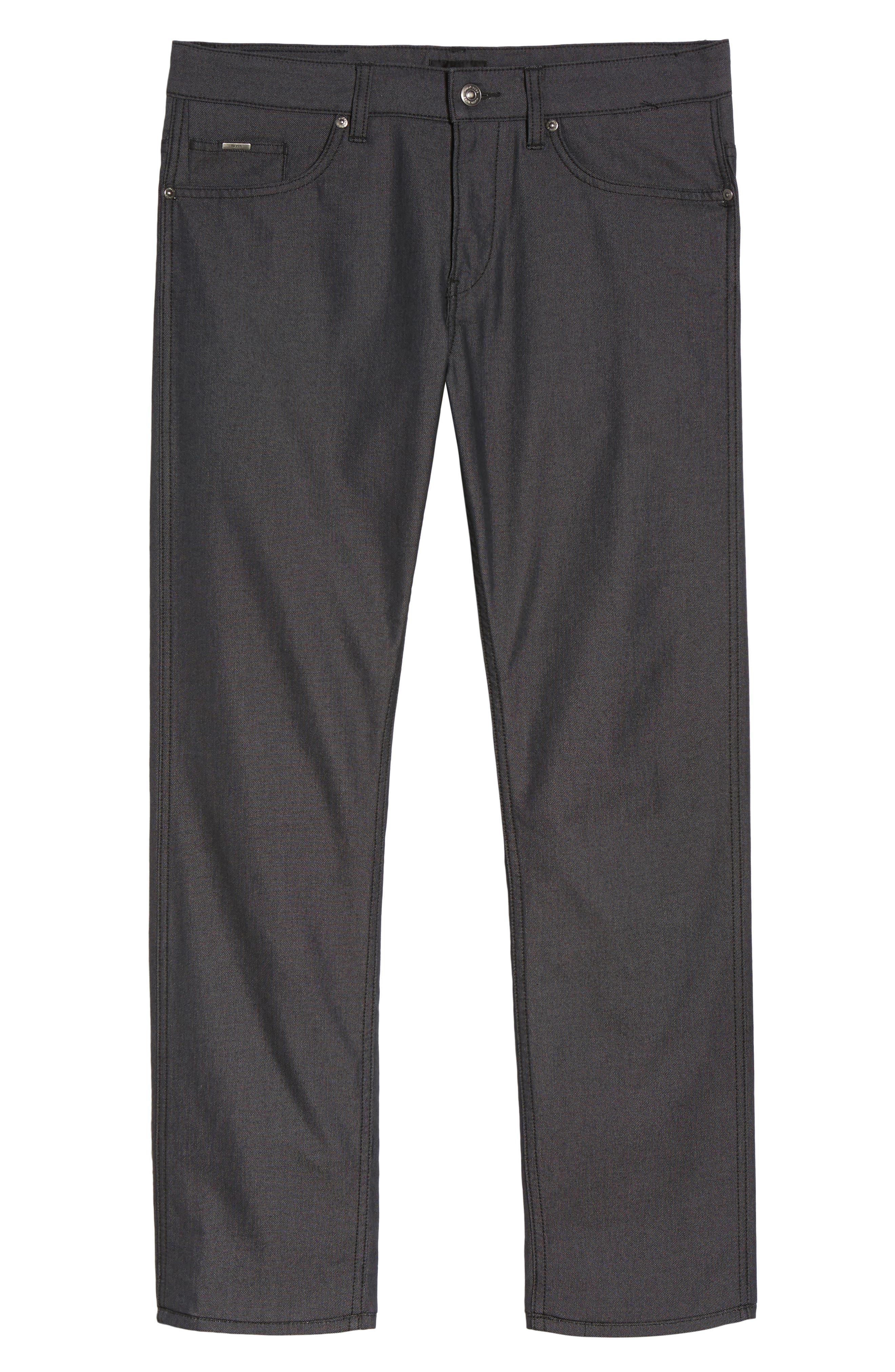 Delaware 5-Pocket Pants,                             Alternate thumbnail 6, color,