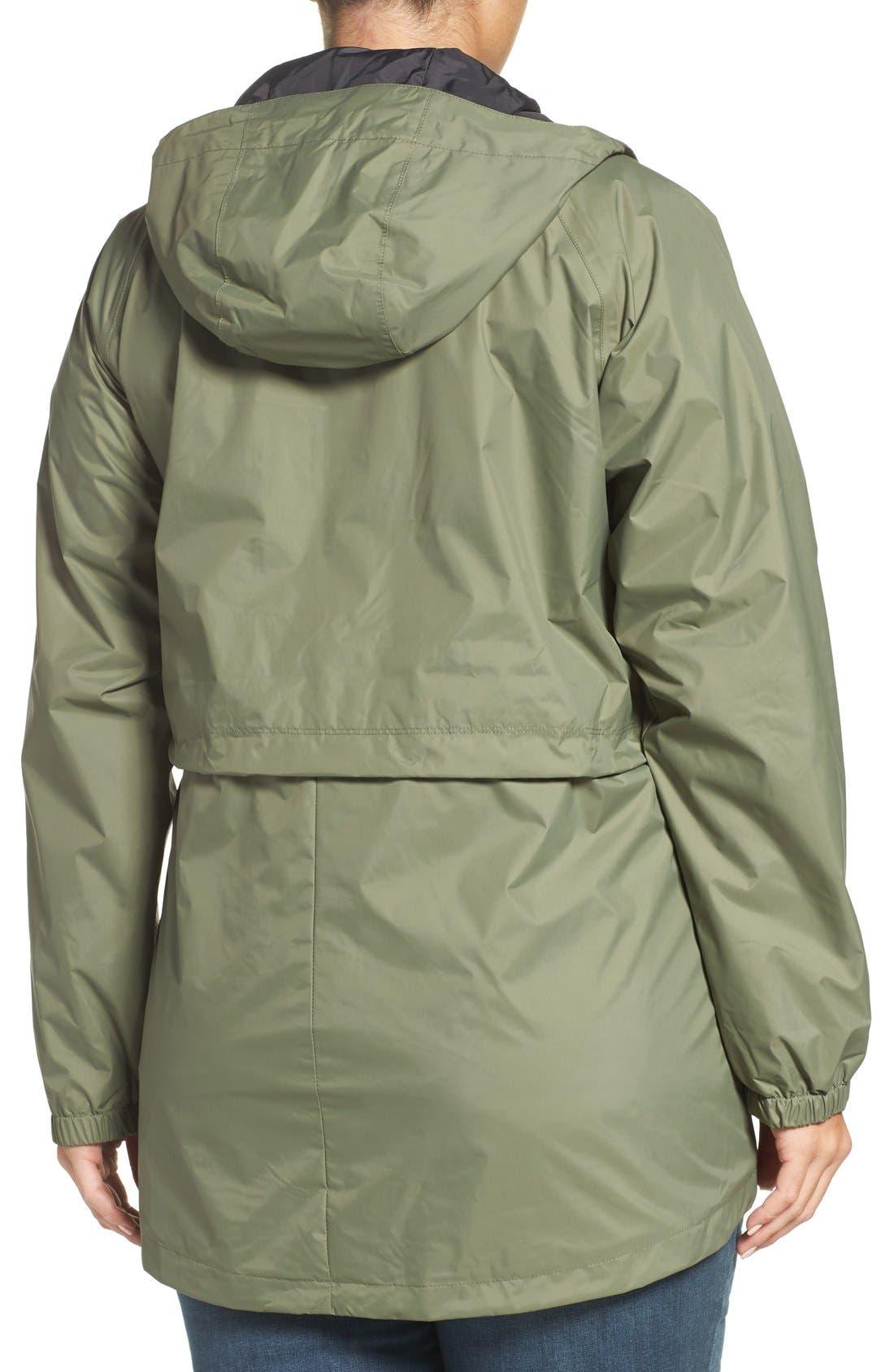 'Arcadia' Hooded Waterproof Casual Jacket,                             Alternate thumbnail 44, color,