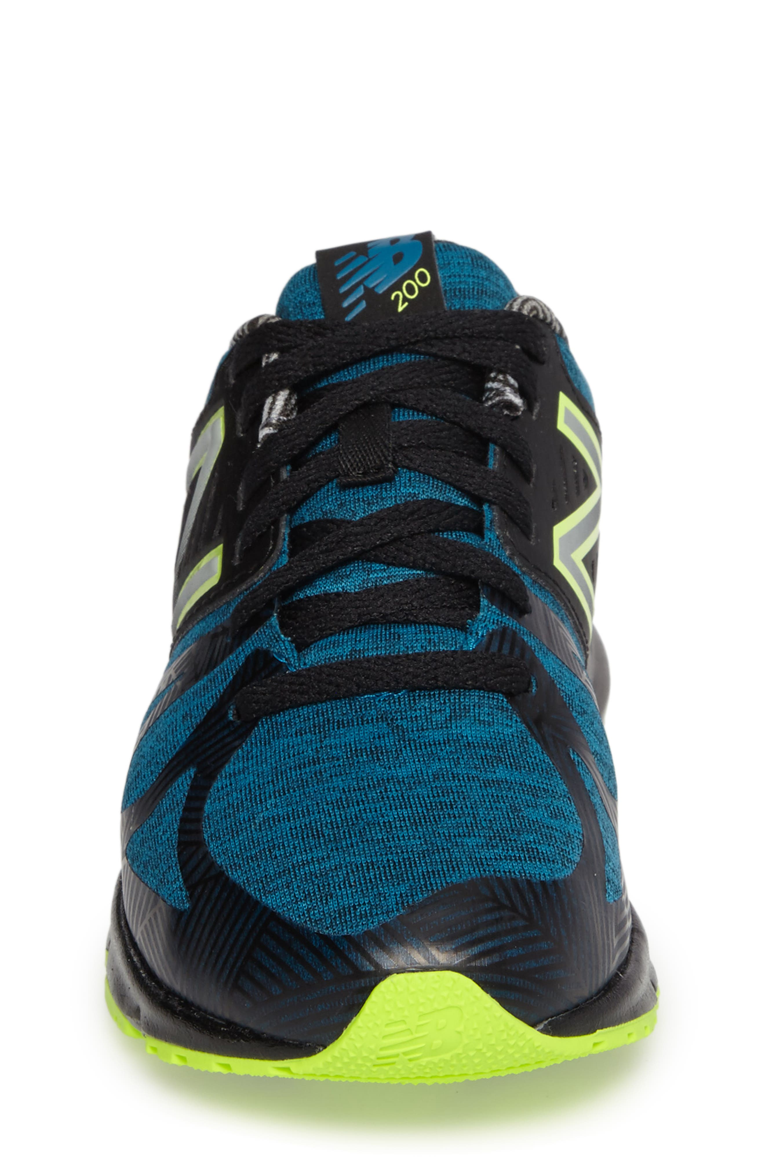 200 Electric Rainbow Athletic Shoe,                             Alternate thumbnail 4, color,                             407