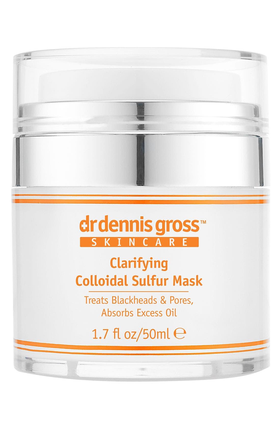 Clarifying Colloidal Sulfur Mask,                         Main,                         color, NO COLOR