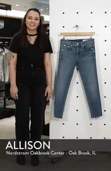 Crop Skinny Jeans, sales video thumbnail