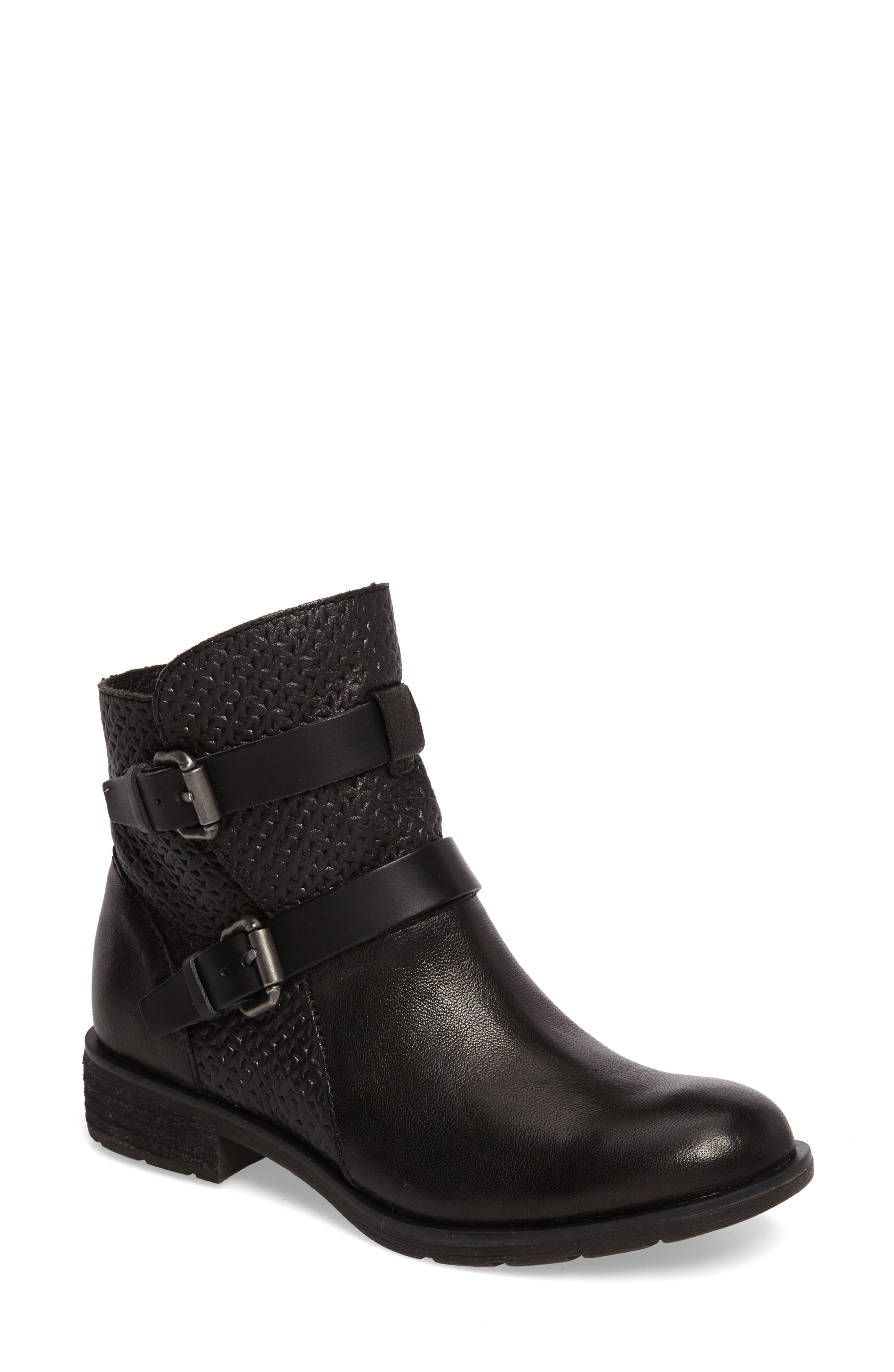 Baywood Buckle Boot,                         Main,                         color, 001