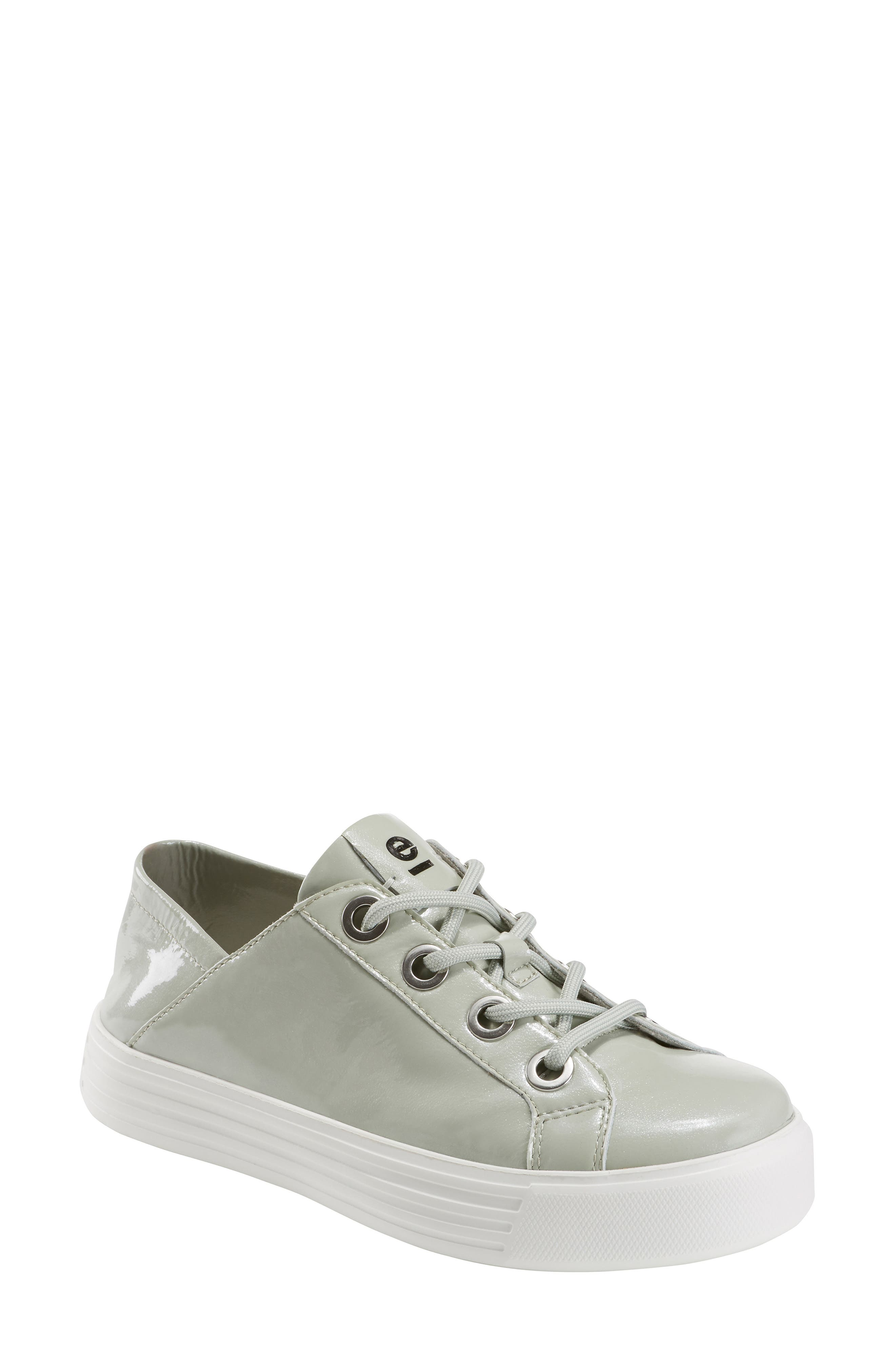 Earth Cedarwood Convertible Sneaker, Green