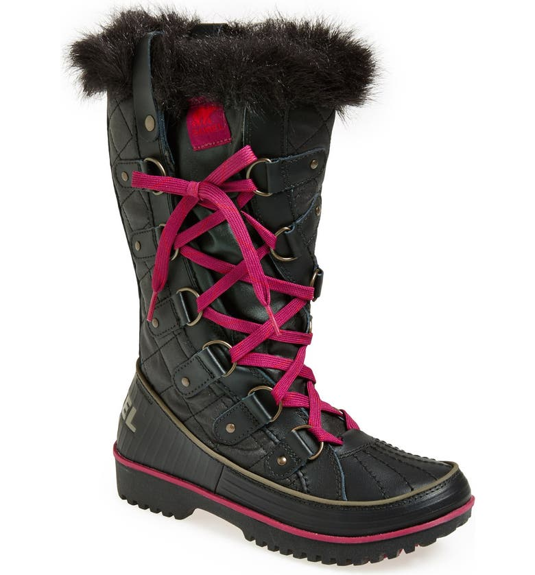 ae1f8208b9a0 SOREL  Tivoli Twist  Waterproof Boot (Women)