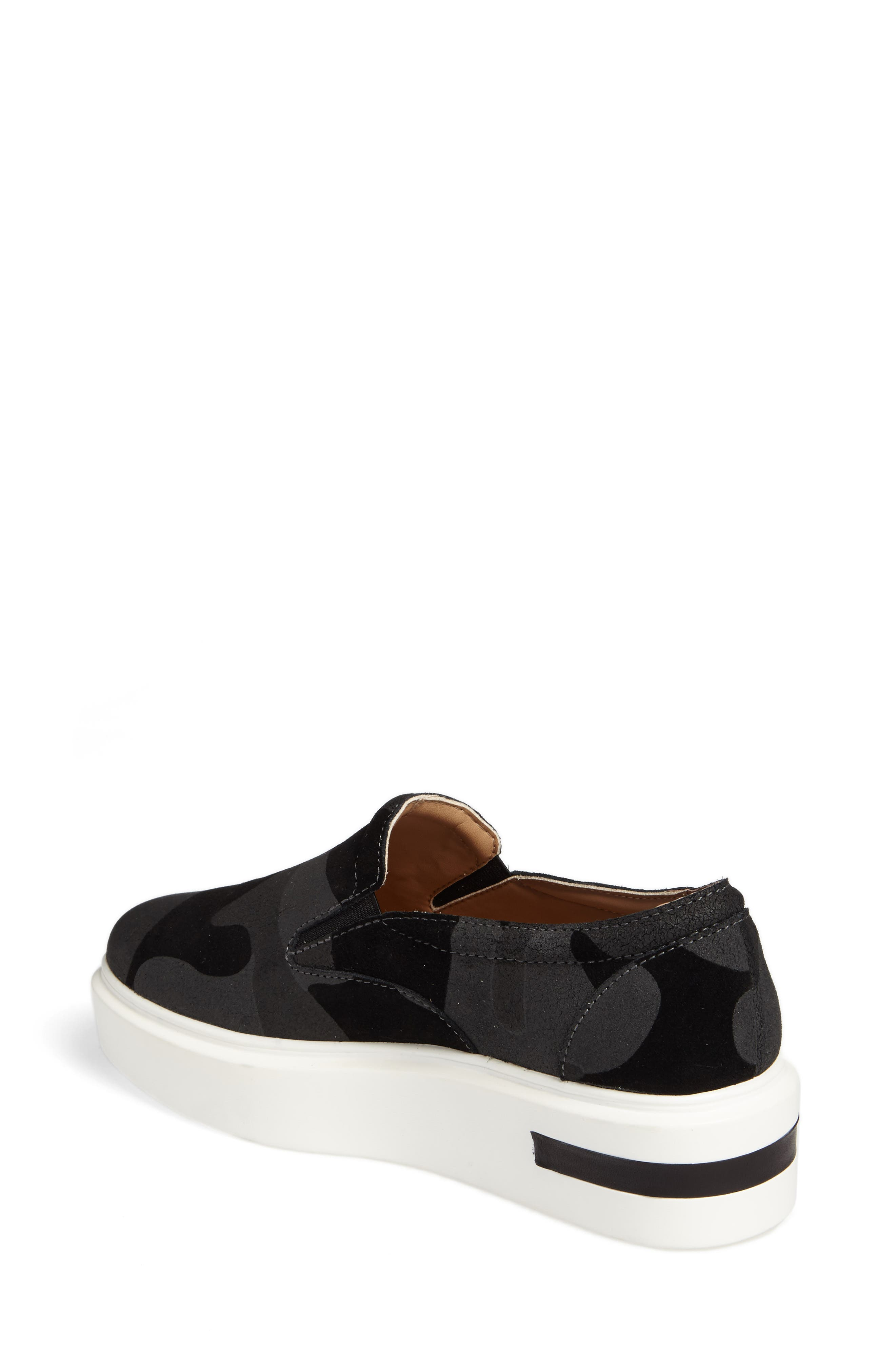 Fairfax Platform Sneaker,                             Alternate thumbnail 2, color,                             004