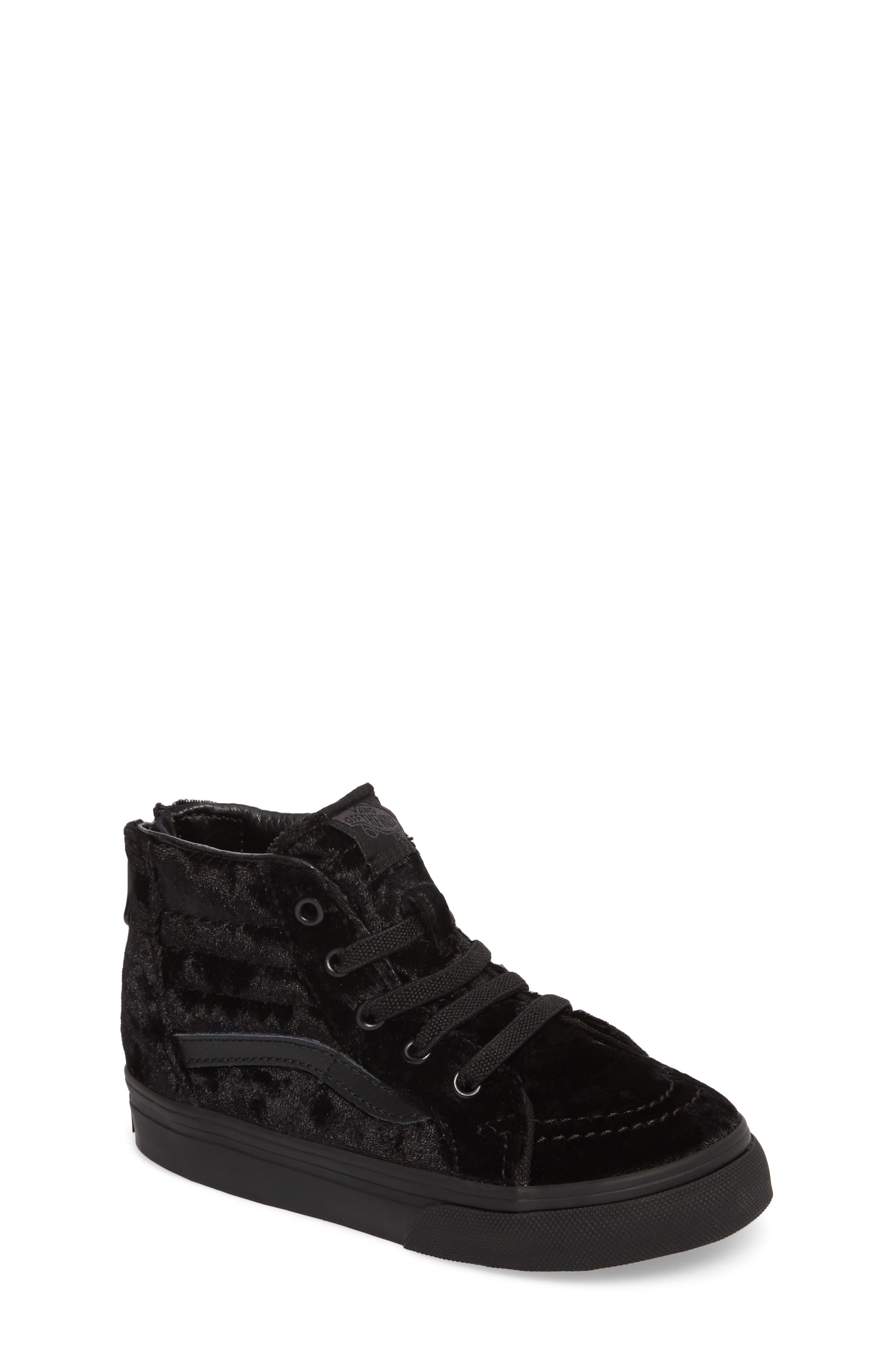 SK8-Hi Zip Sneaker,                             Main thumbnail 1, color,