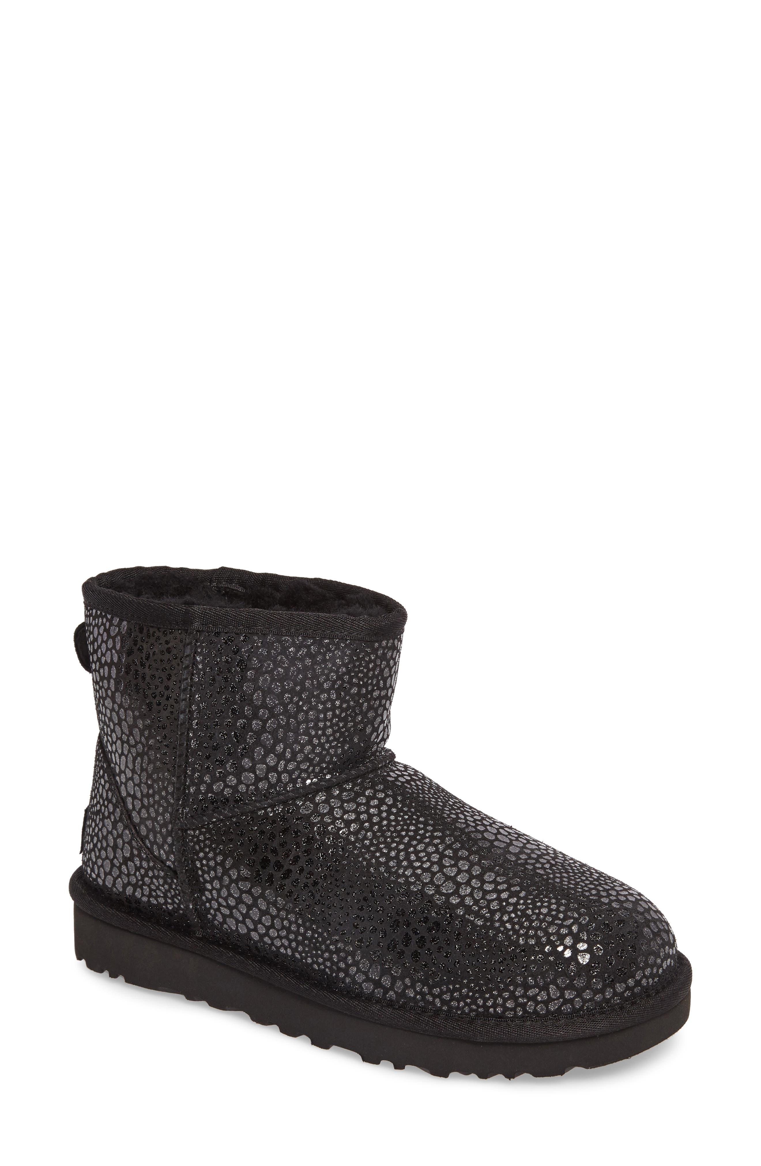 Mini Glitzy Boot,                         Main,                         color, 001