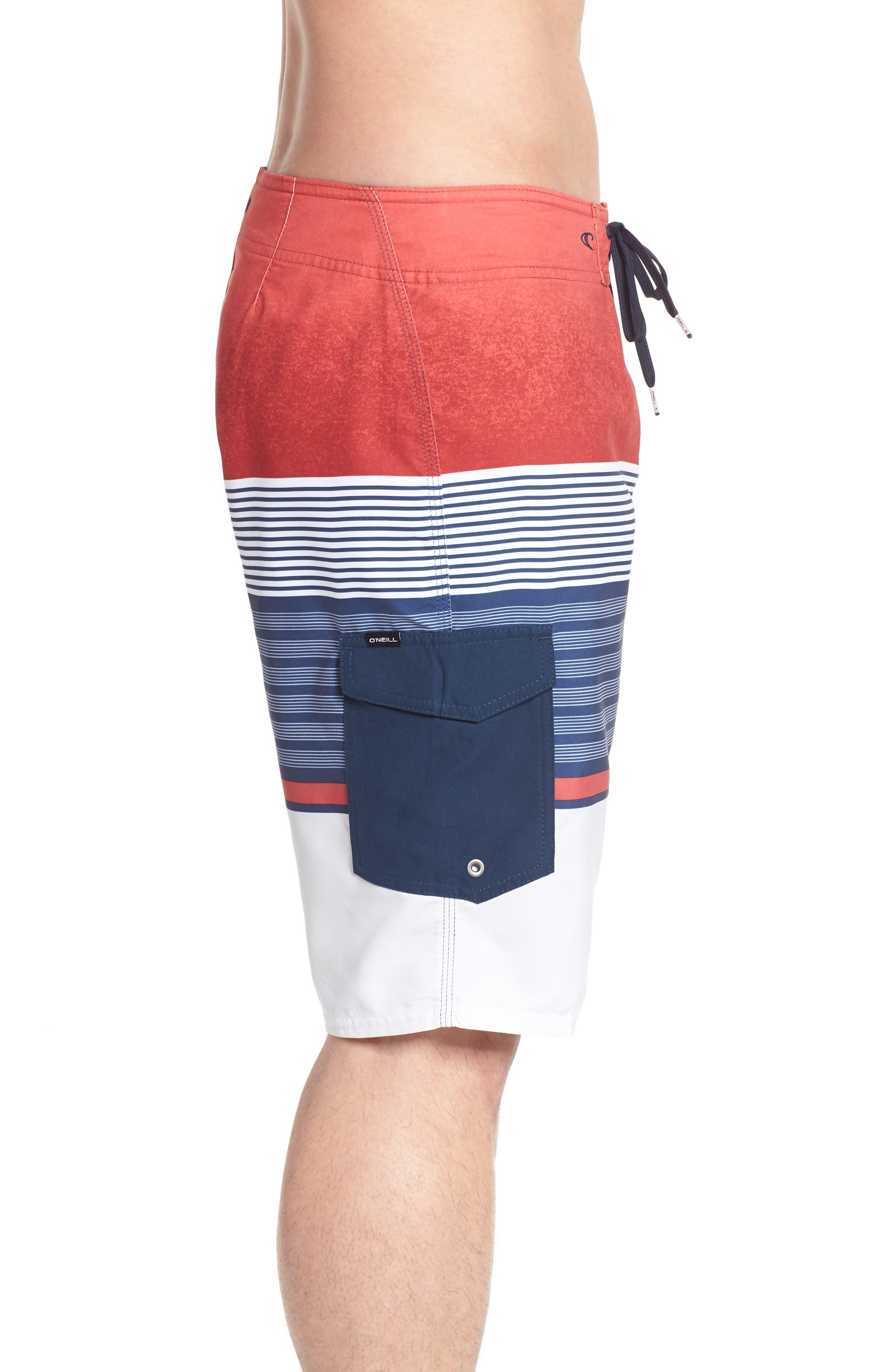 Lennox Board Shorts,                             Alternate thumbnail 18, color,