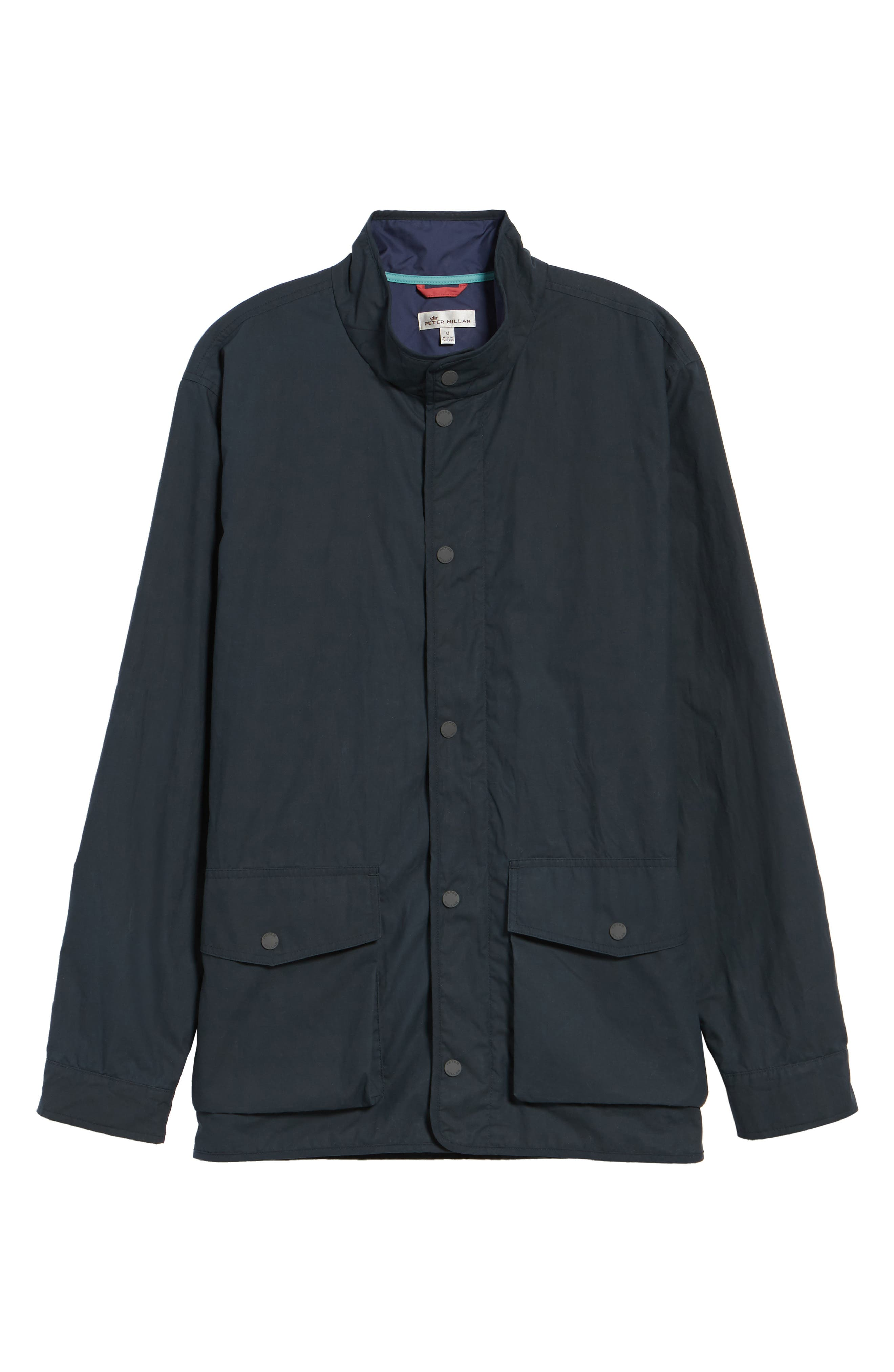 Harrison Wine Country Field Jacket,                             Alternate thumbnail 10, color,