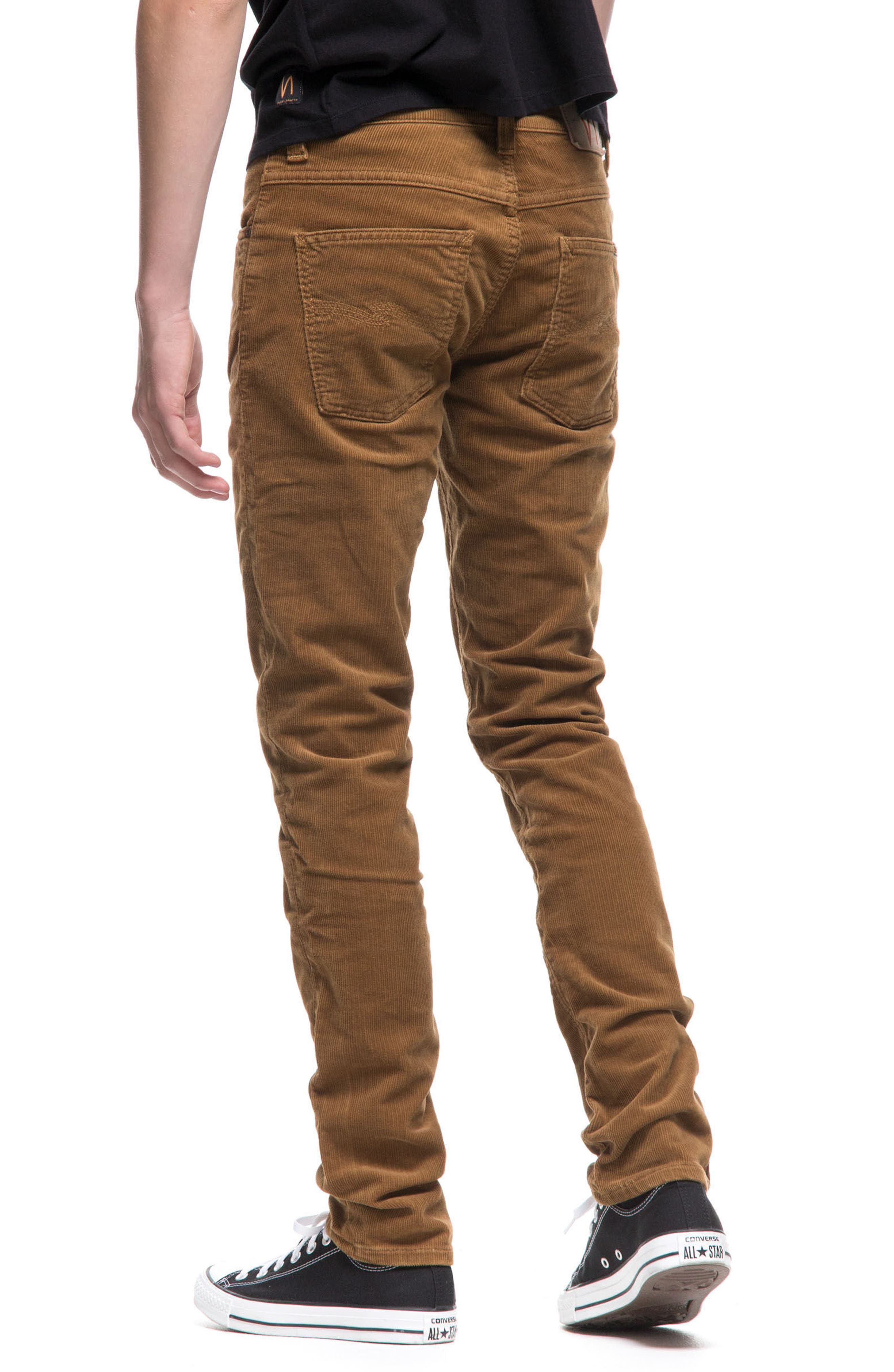Grim Tim Slim Fit Corduroy Pants,                             Alternate thumbnail 2, color,