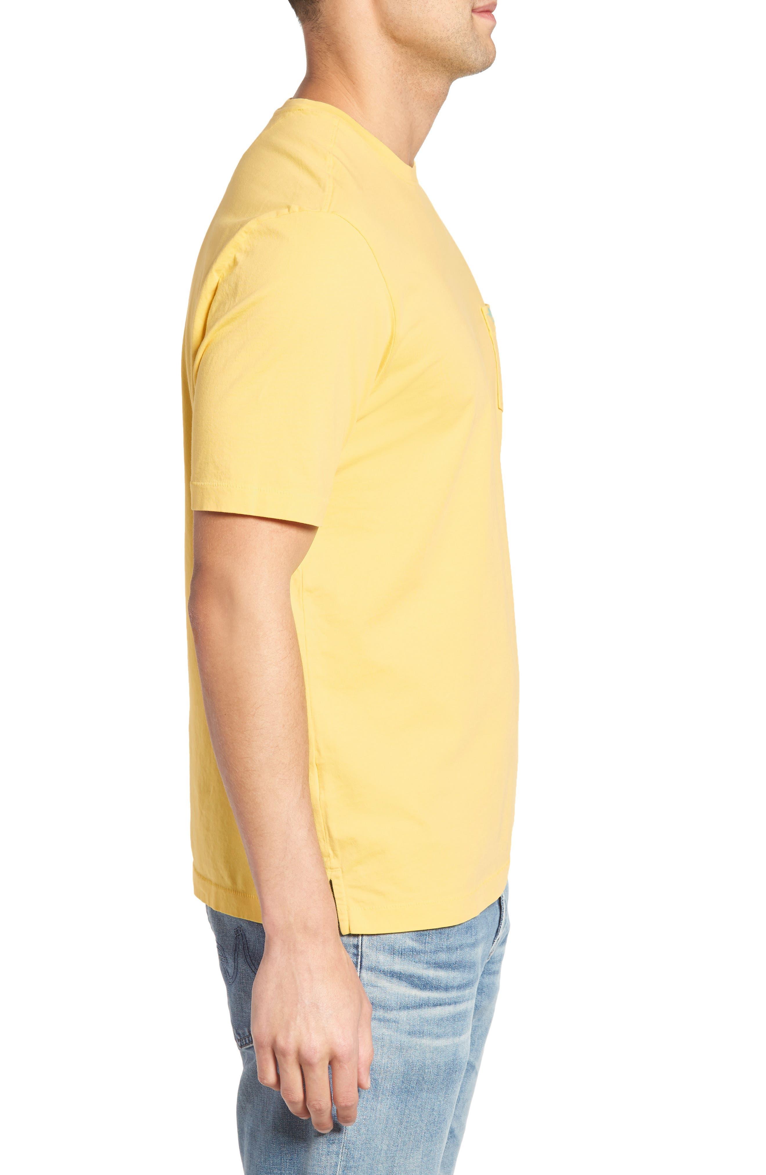 New Bali Sky Pima Cotton Pocket T-Shirt,                             Alternate thumbnail 91, color,