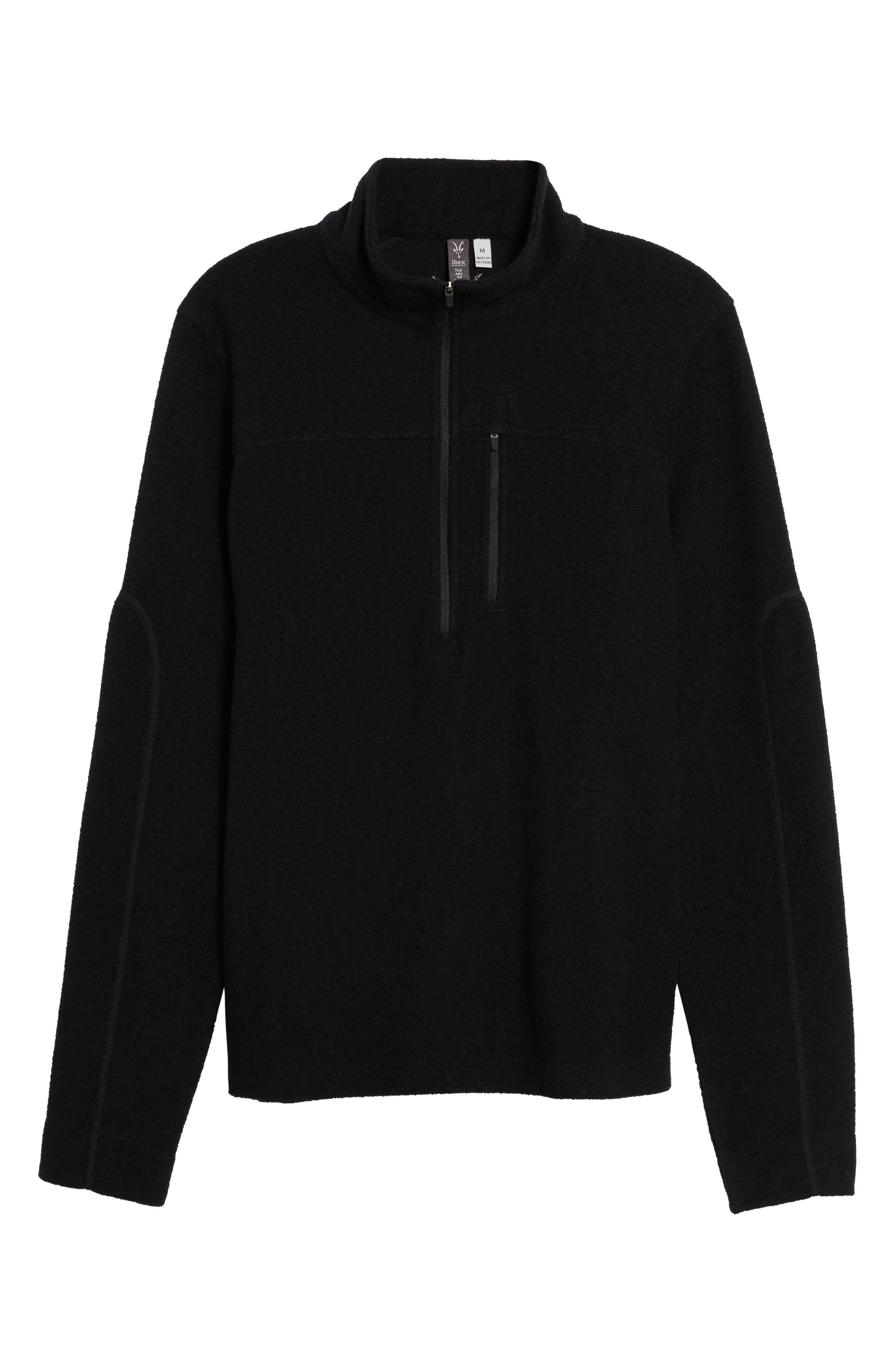 Scout Jura Merino Wool Blend Quarter Zip Pullover,                             Alternate thumbnail 26, color,